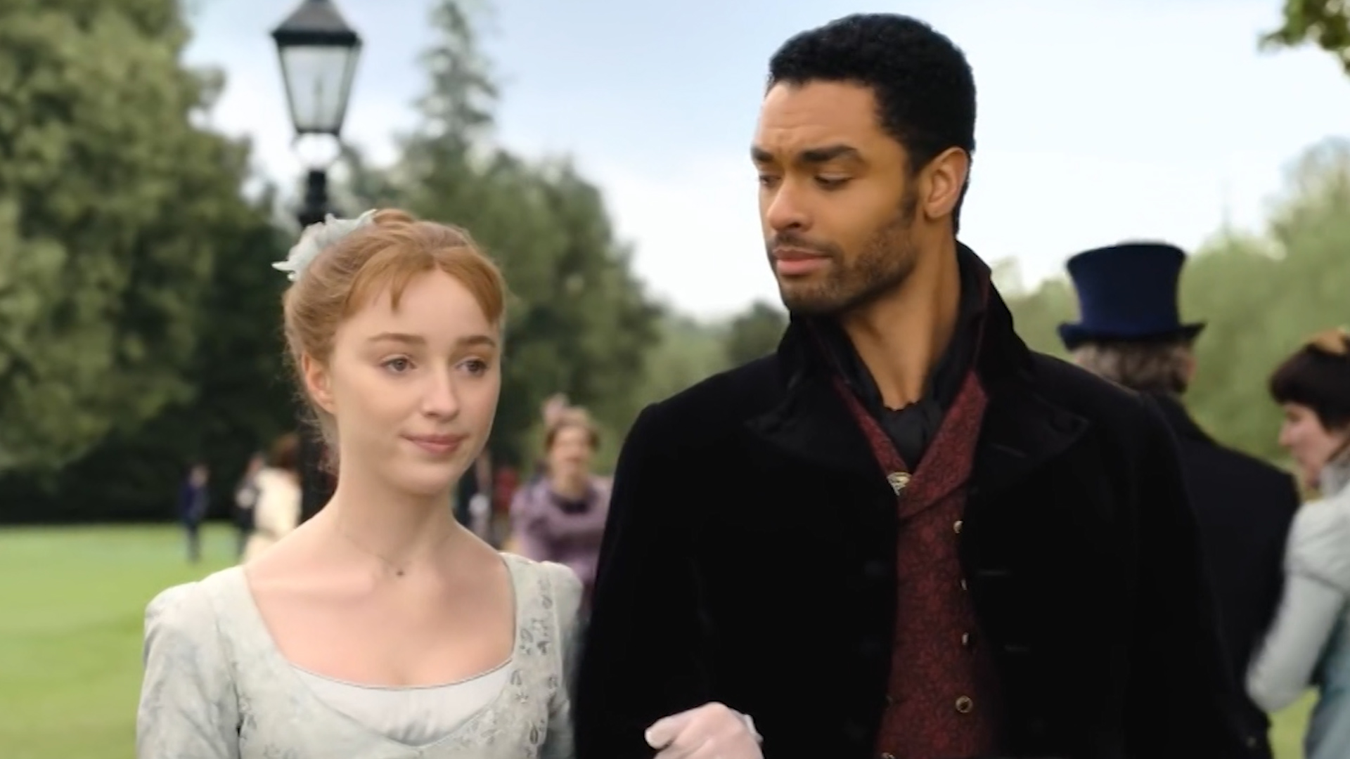 'Bridgerton' viewers spot a historical mistake in scenes