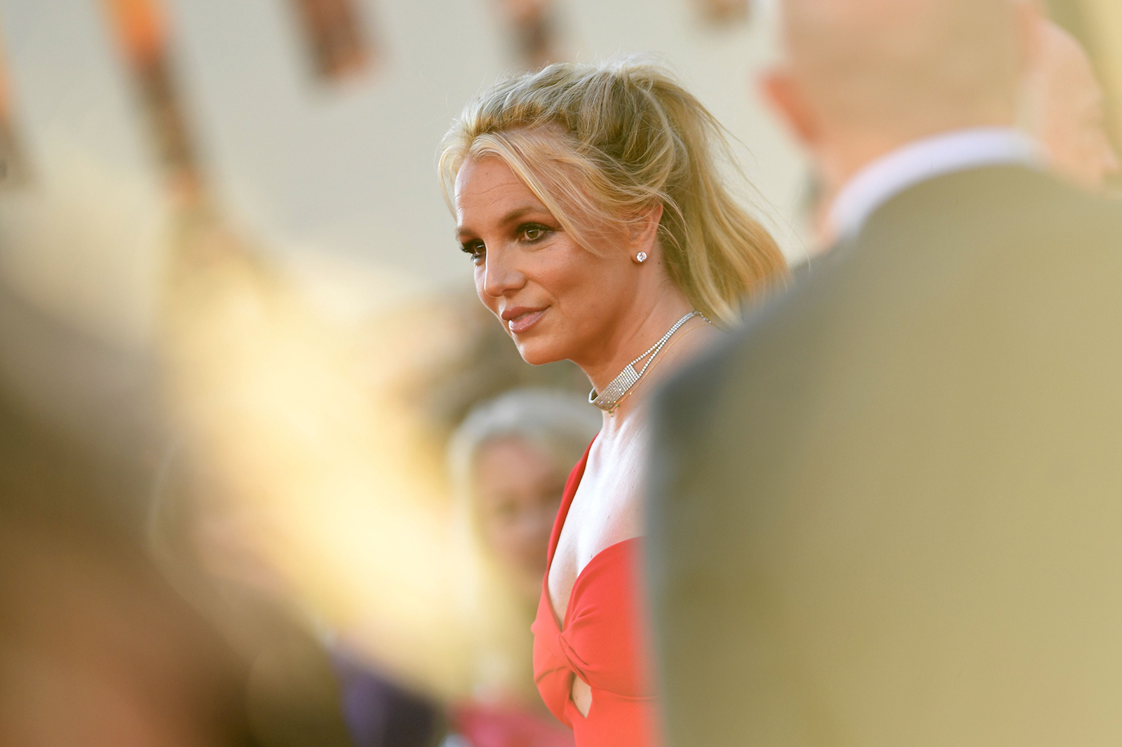 Read the full transcript of Britney Spears' court hearing statement