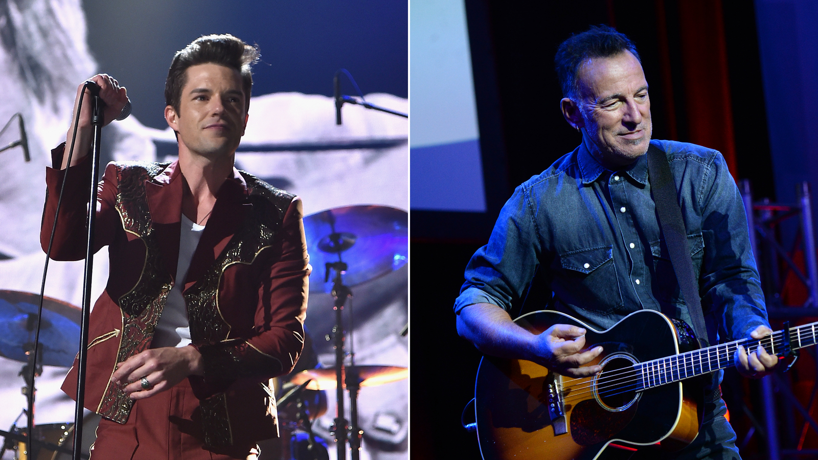 Bruce Springsteen and The Killers drop new song 'Dustland'