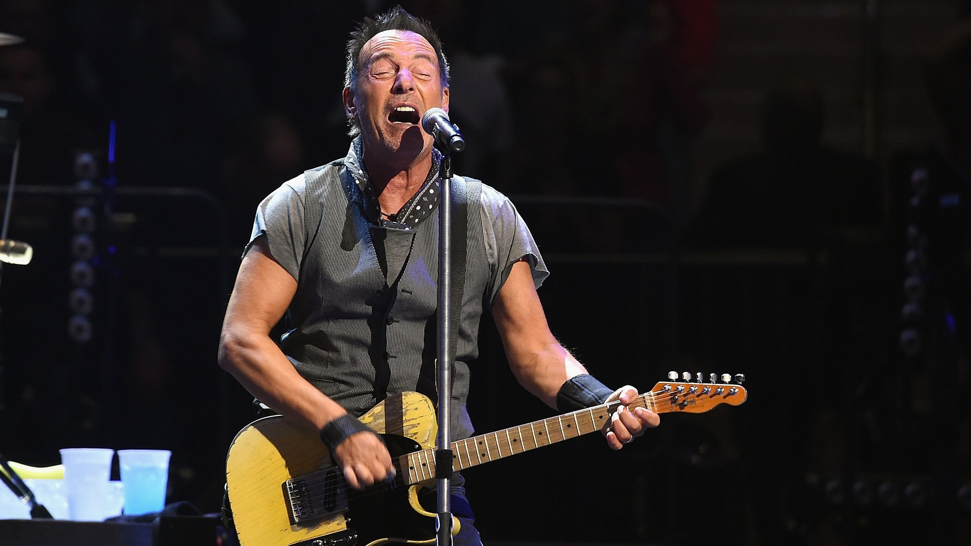 He's never had a No. 1 hit. But he's the most honored American rock star ever
