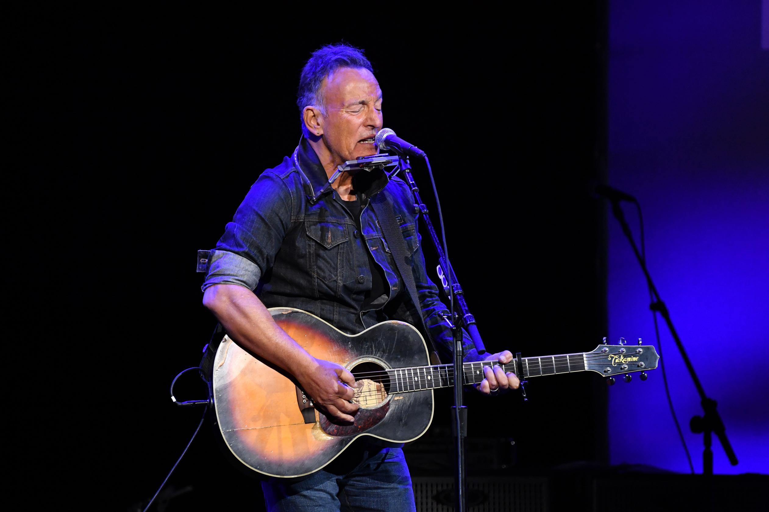 Bruce Springsteen's manager ends 'Thunder Road' lyric debate