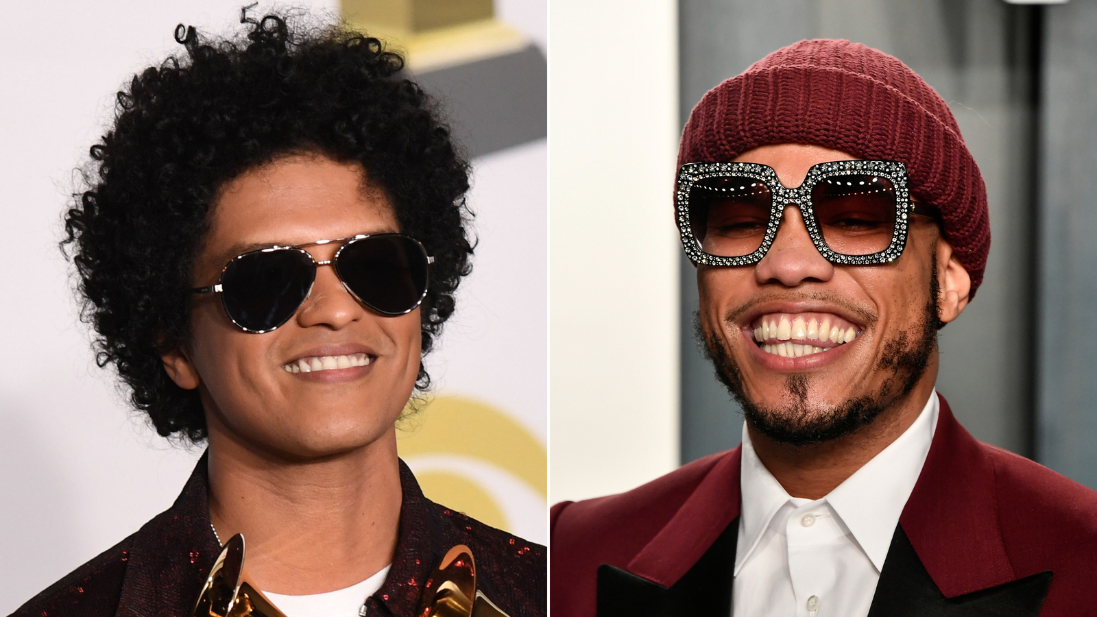Bruno Mars is begging the Grammys to let him perform