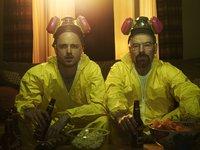 Bryan Cranston and Aaron Paul spark 'Breaking Bad' reunion buzz