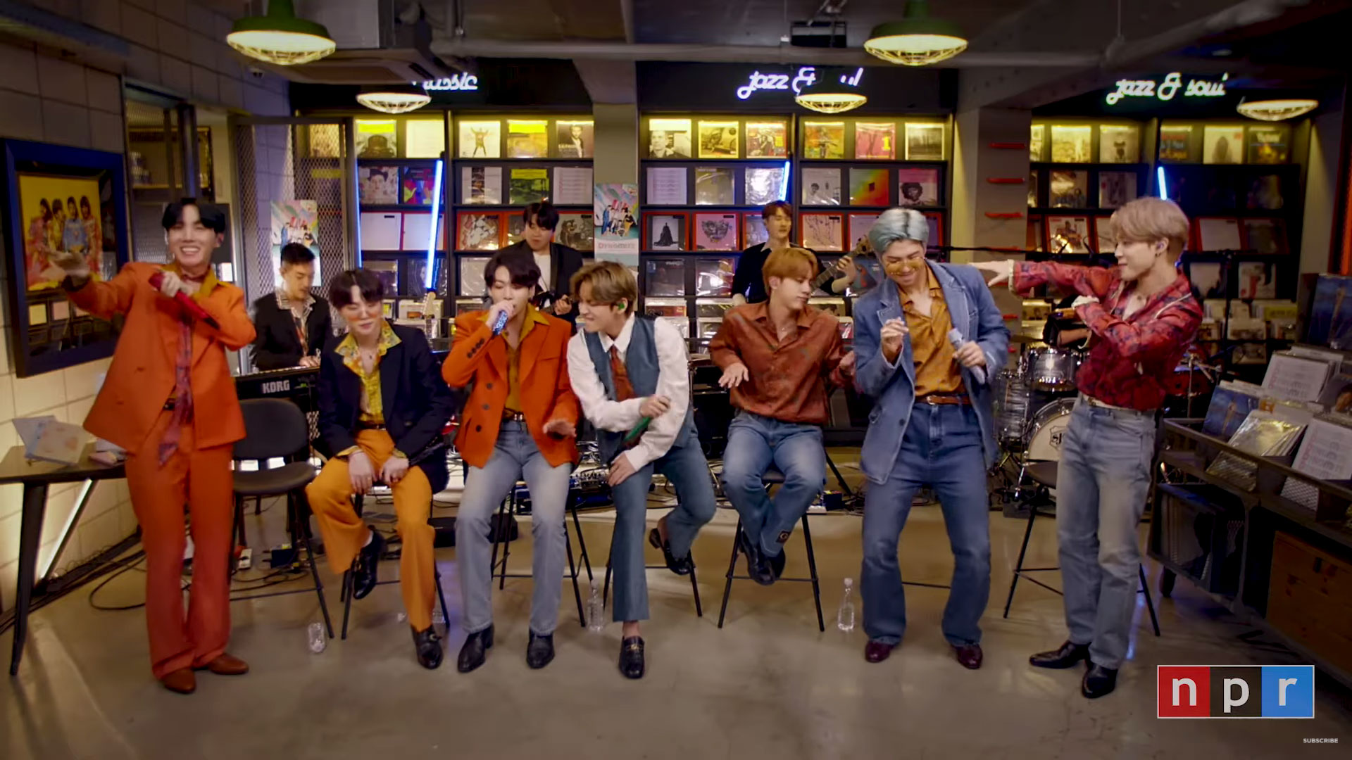 BTS did a Tiny Desk concert that may surprise you