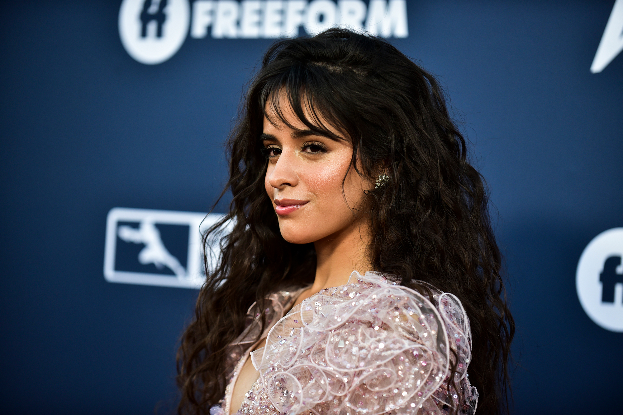 "Camila Cabello puts a spin on Billie Eilish's ""Bad Guy"""