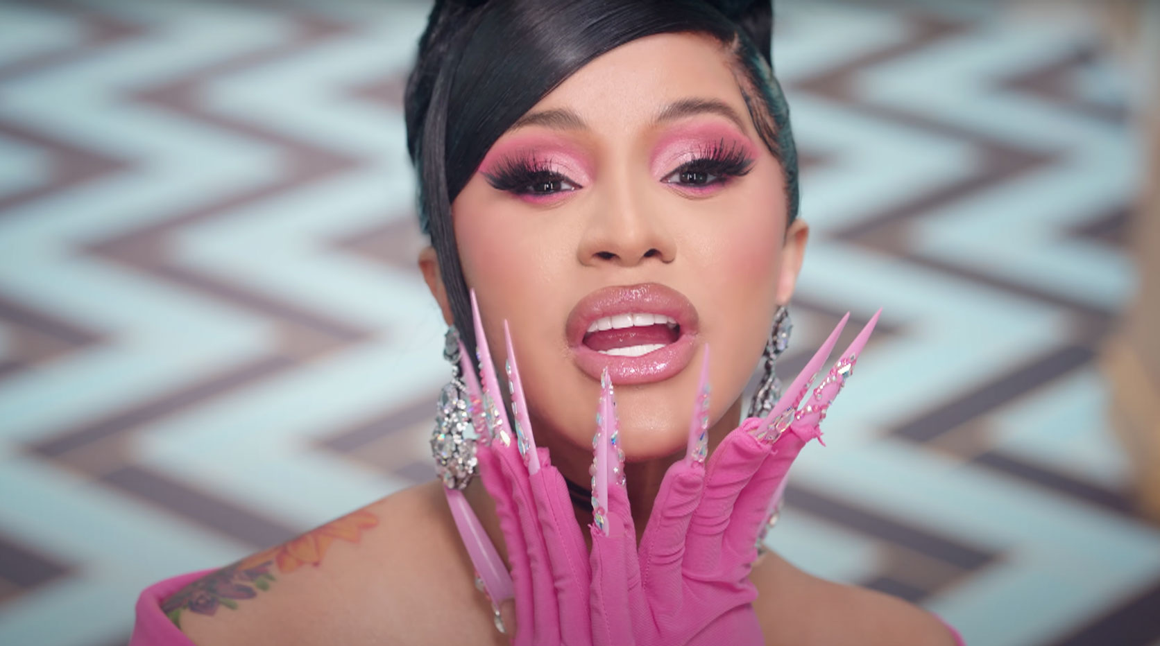 Cardi B on her 'nasty' song and building her music legacy