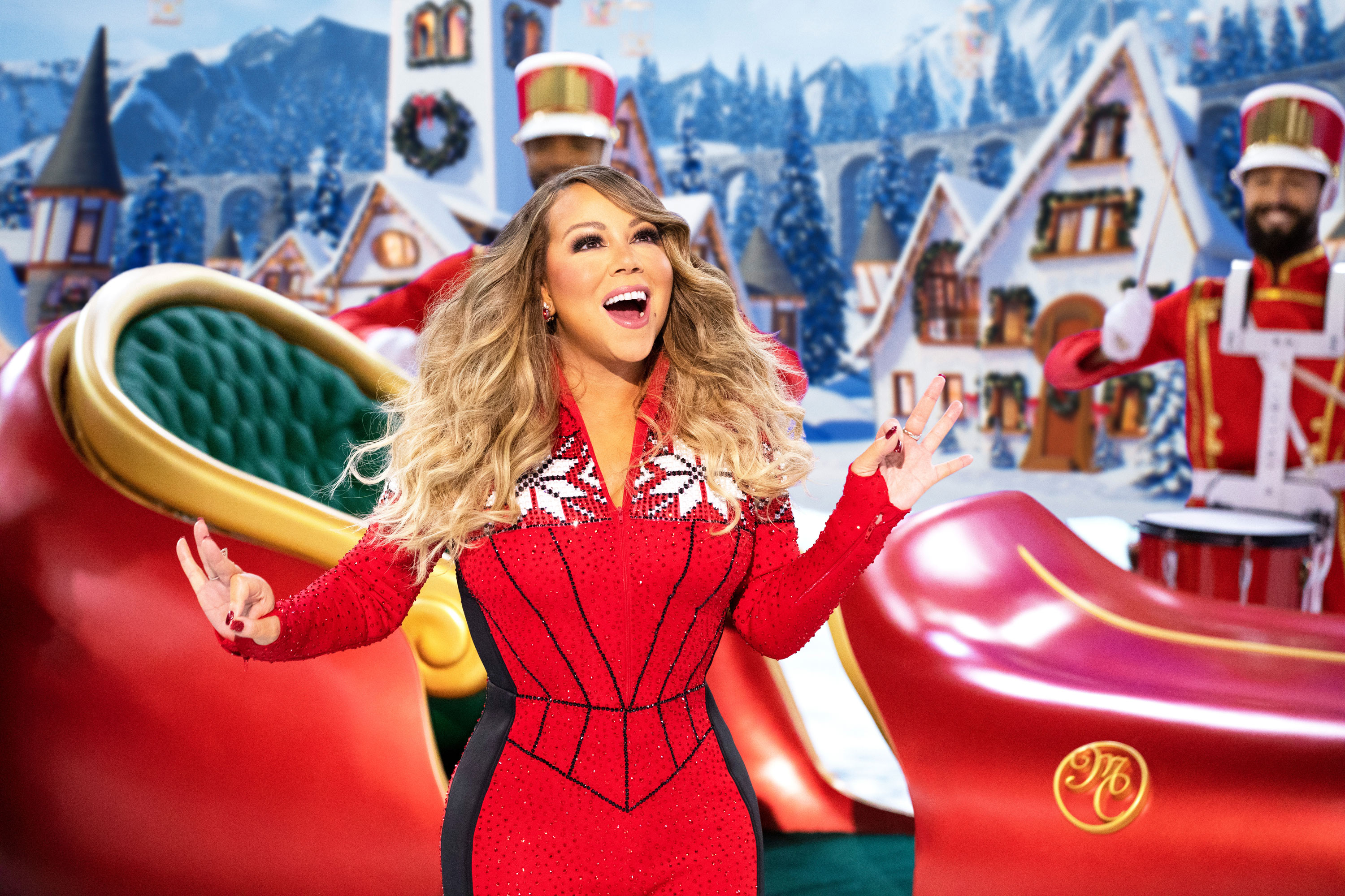 Mariah Carey's Christmas special is truly the greatest gift of all