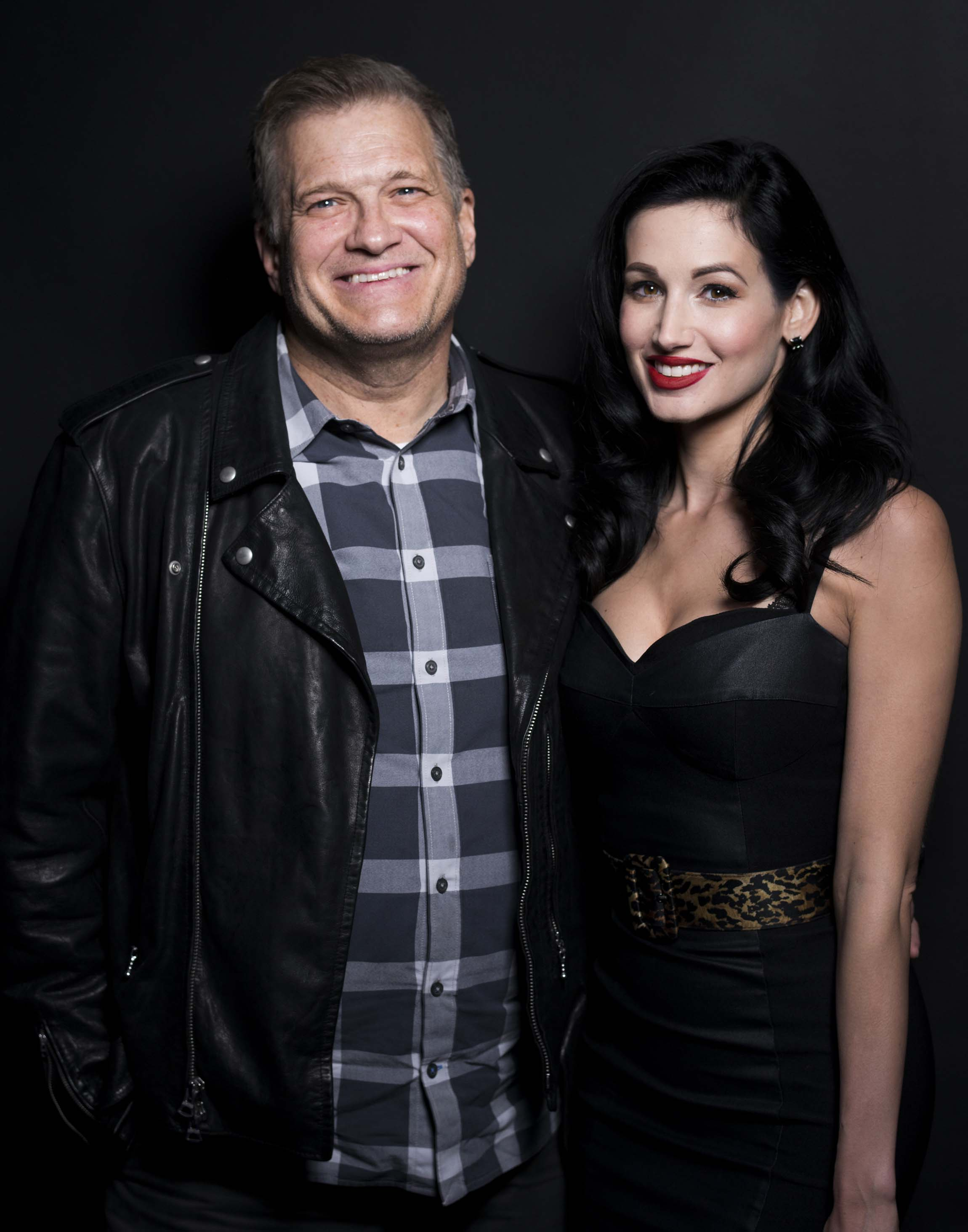 Drew Carey mourns death of ex-fiancée Amie Harwick