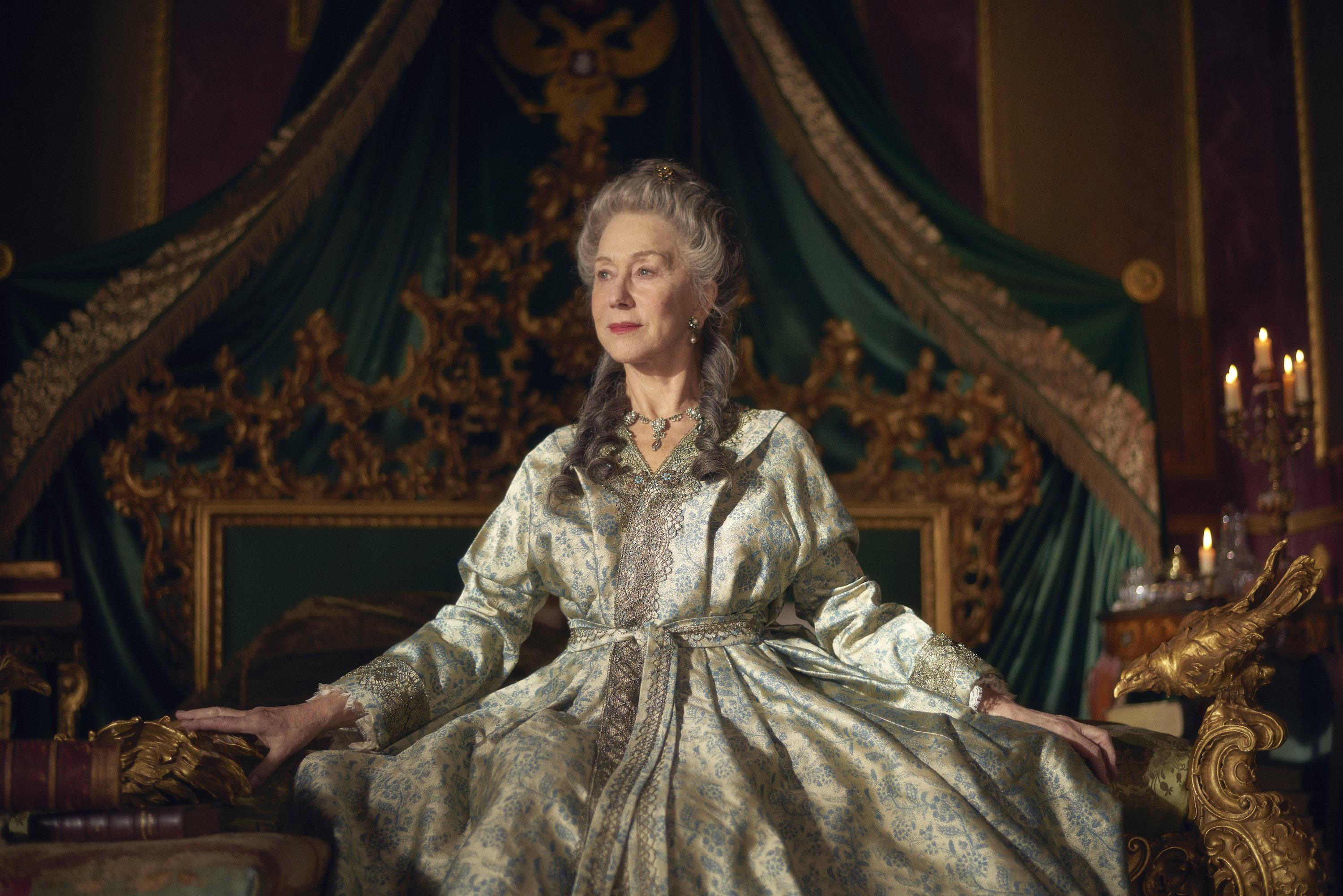 'Catherine the Great' crowns Helen Mirren (again) for regal miniseries