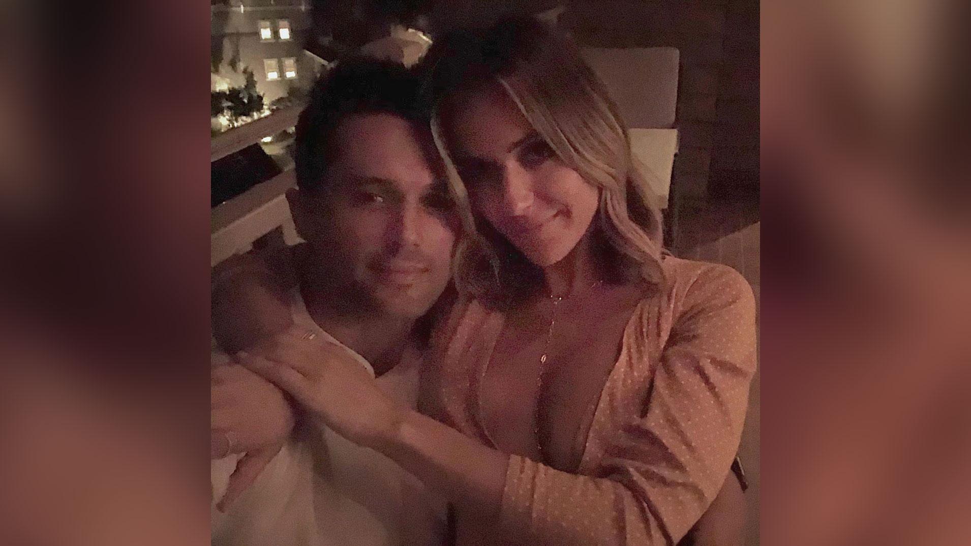 Kristin Cavallari reunites with ex, Stephen Colletti, for a pic