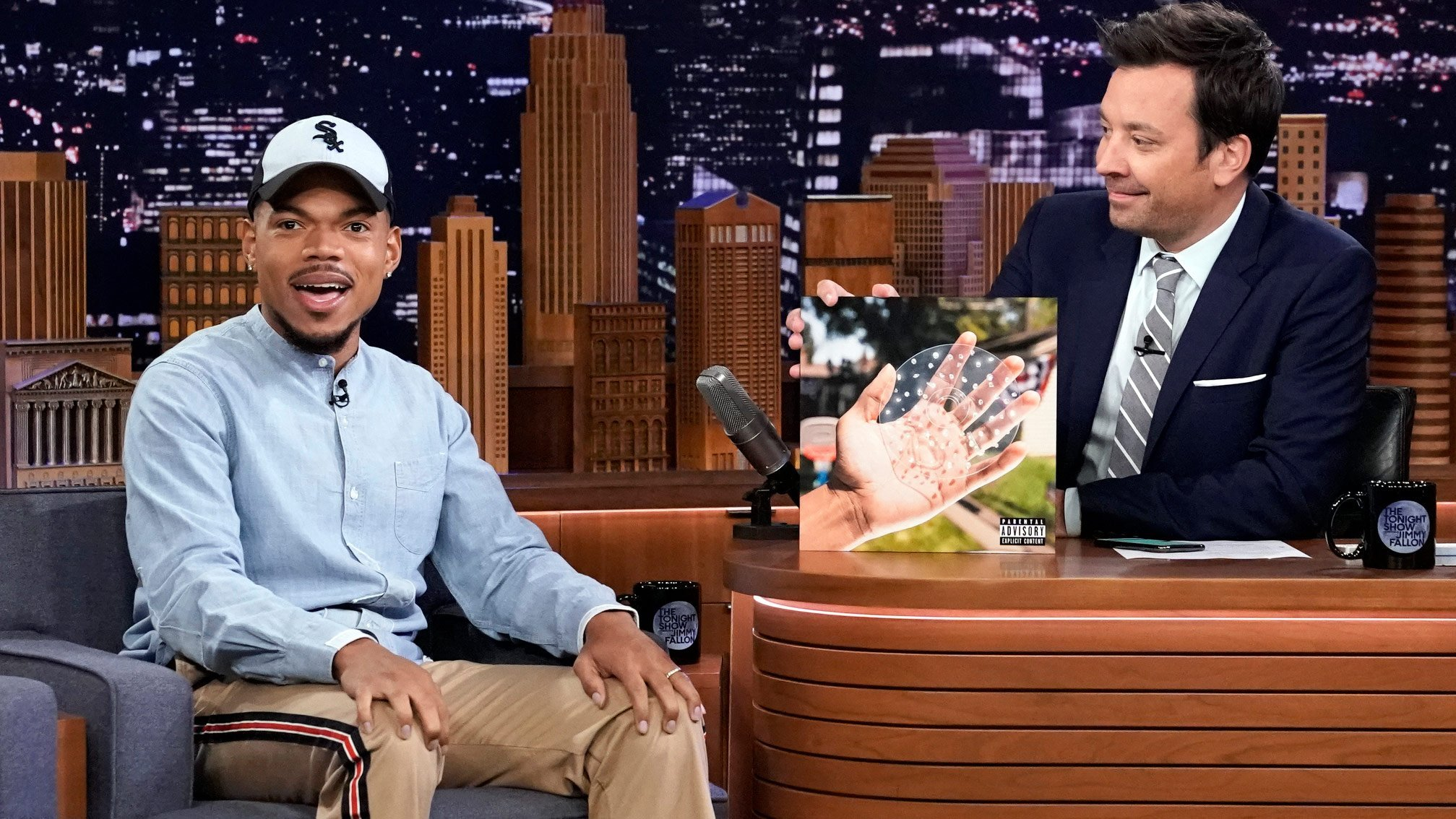 "Chance the Rapper reveals all the details about his upcoming album ""The Big Day"""
