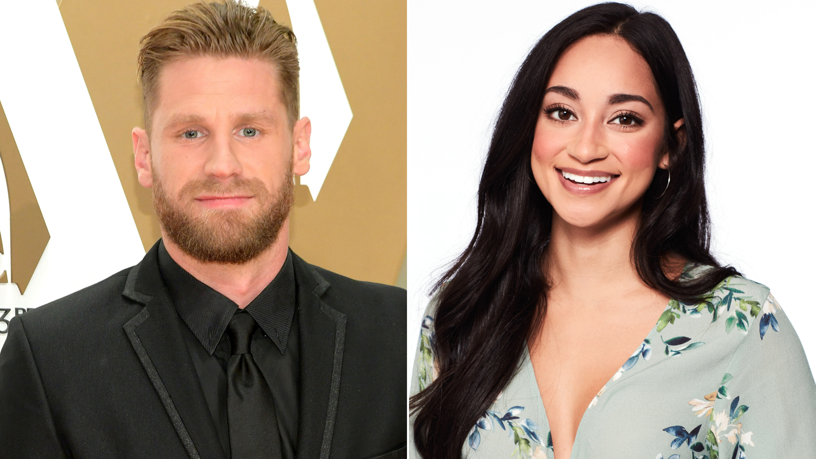 Chase Rice claims 'Bachelor' producers blindsided him with his ex-girlfriend on latest episode