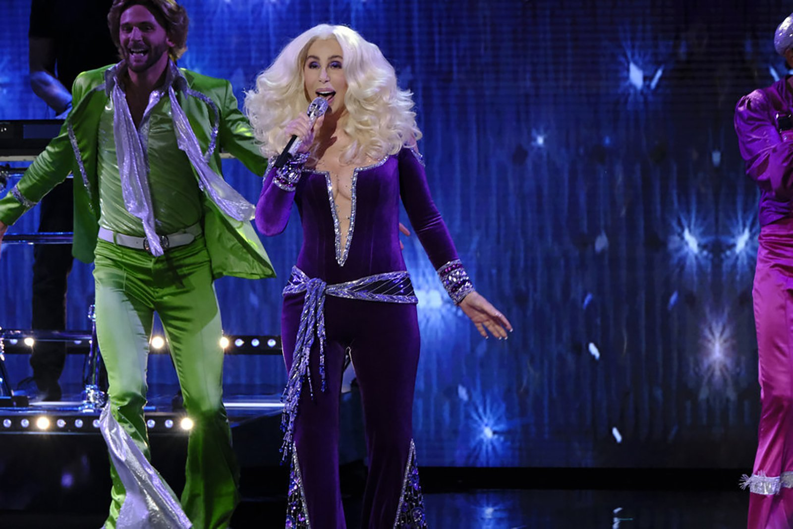 Cher killed it on 'America's Got Talent'