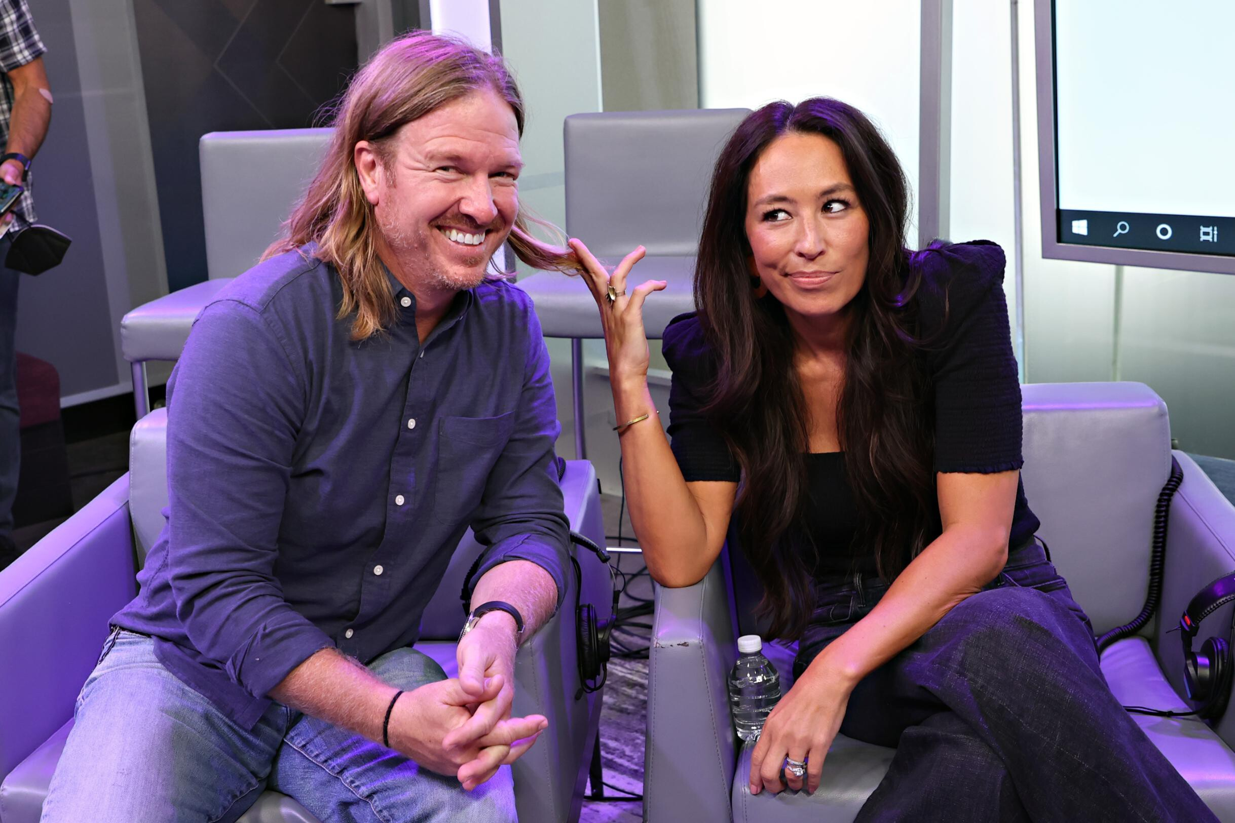 Chip Gaines is cutting his long hair (that he's pretty sure you hate) for a good cause