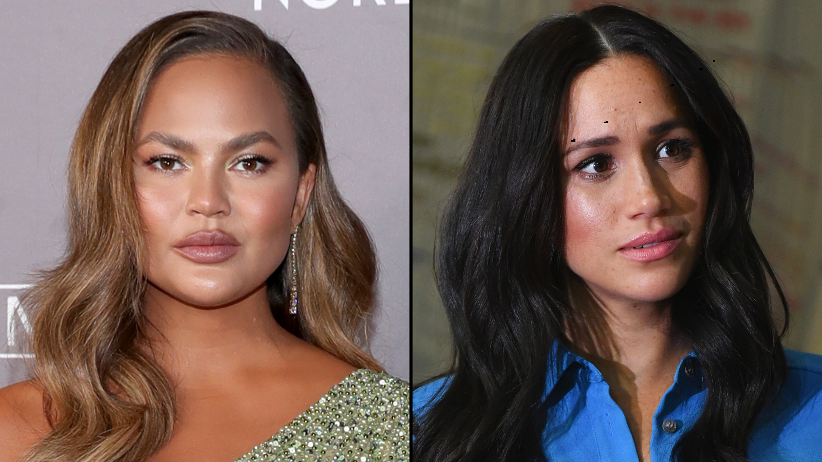 Chrissy Teigen reveals friendship with Meghan, the Duchess of Sussex
