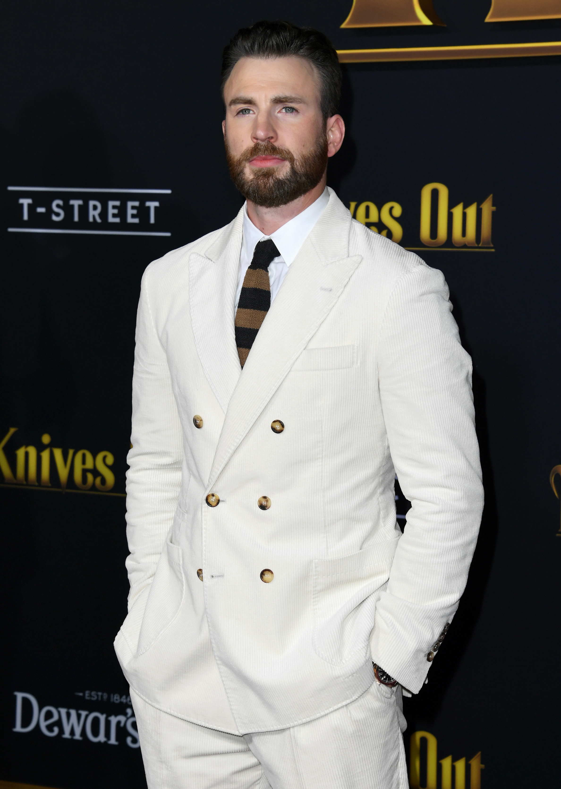 Chris Evans appreciates fan support after 'embarrassing' NSFW photo
