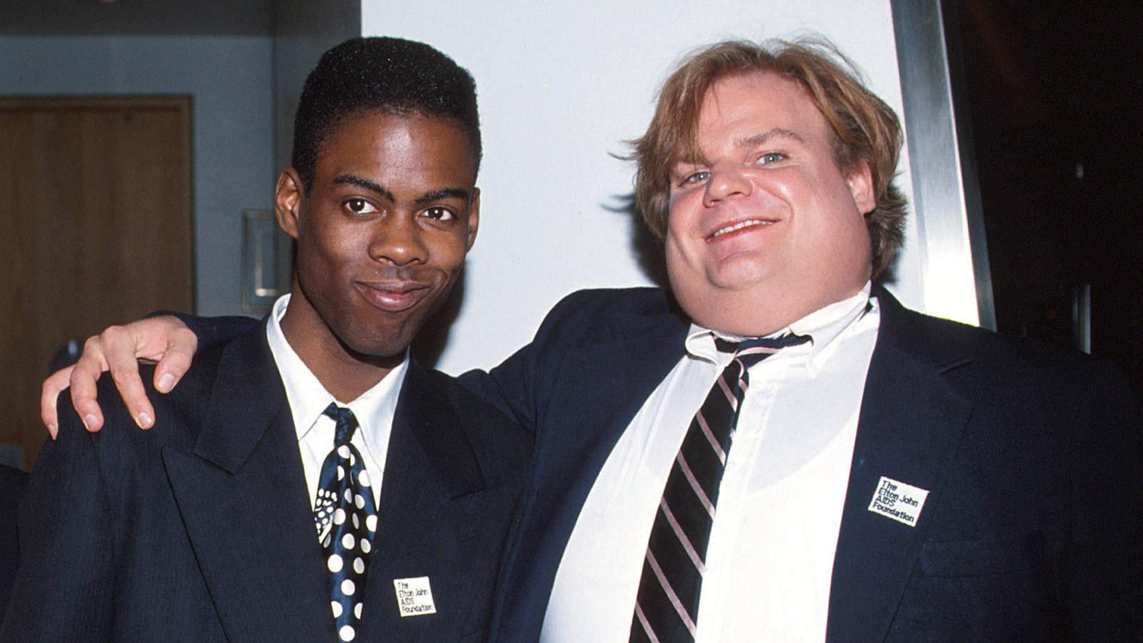 Chris Rock recalls the final time he saw Chris Farley