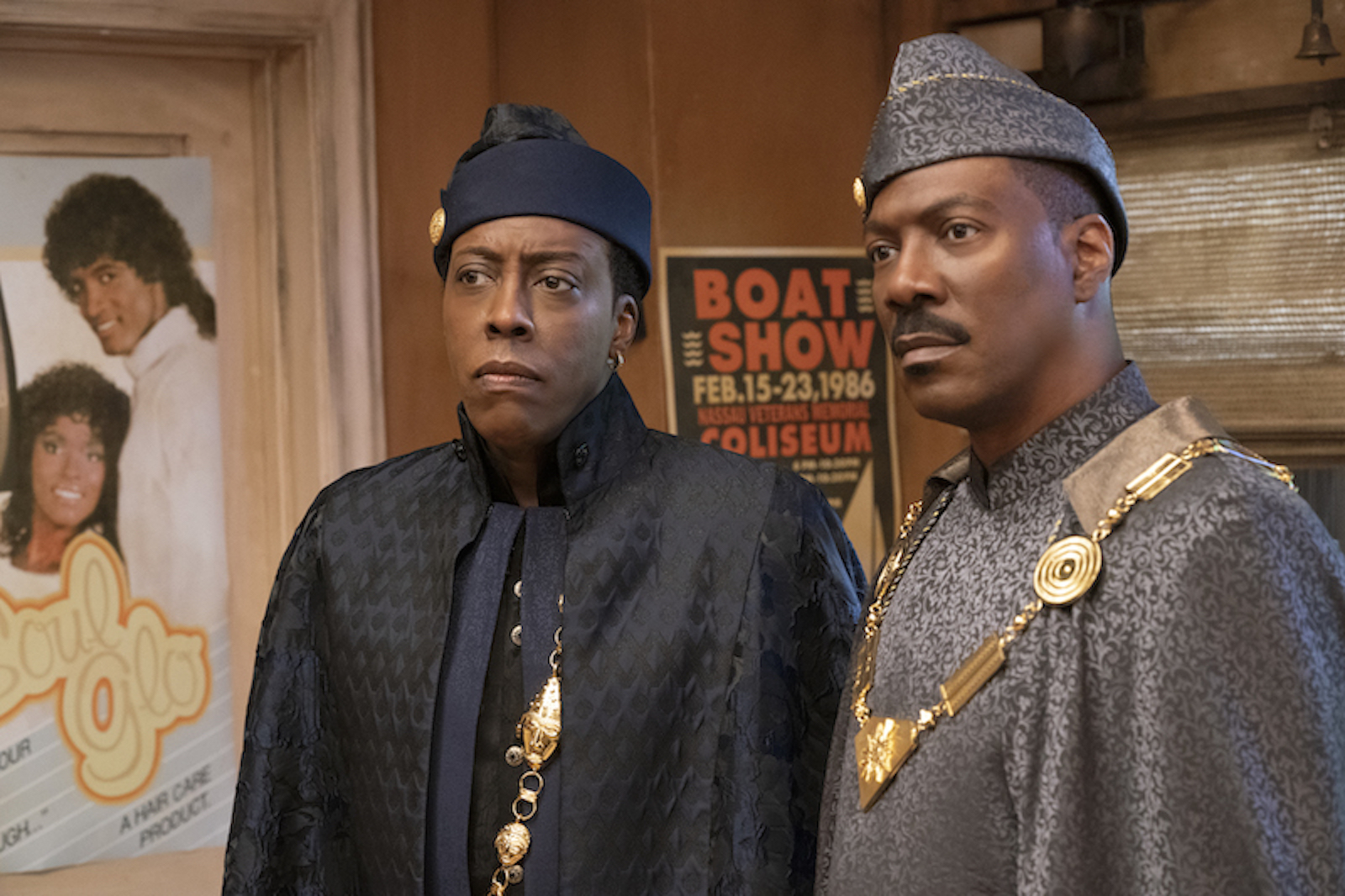 'Coming 2 America' brings Eddie Murphy back, riding a wave of nostalgia