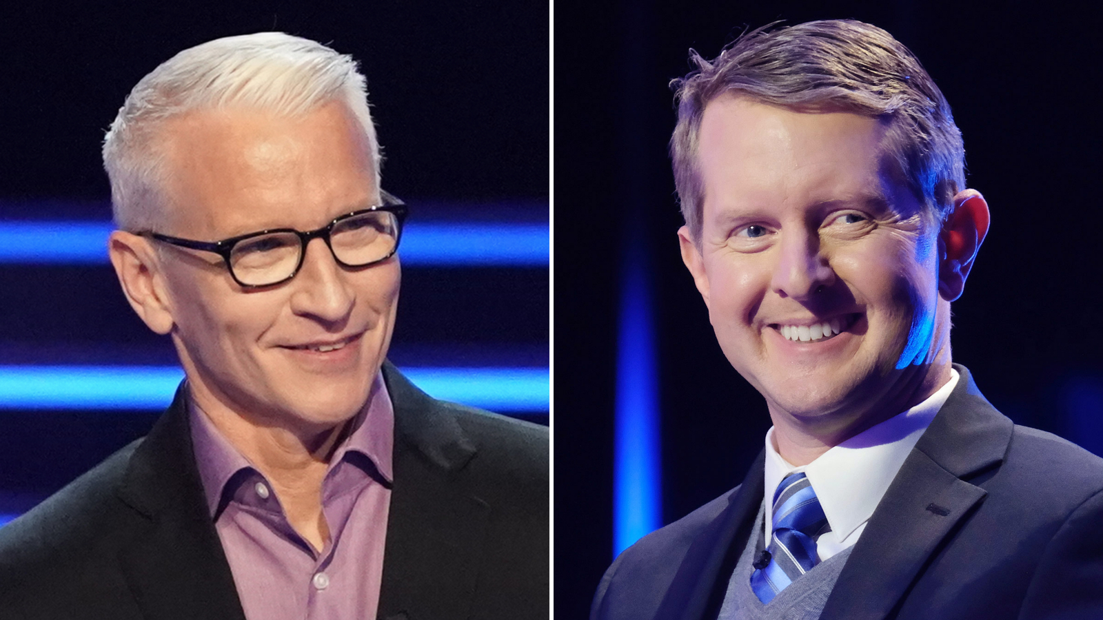 Anderson Cooper gets advice from Ken Jennings before guest-hosting 'Jeopardy!'