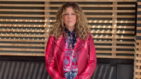 Rita Wilson performs for first time after coronavirus diagnosis at virtual NASCAR event