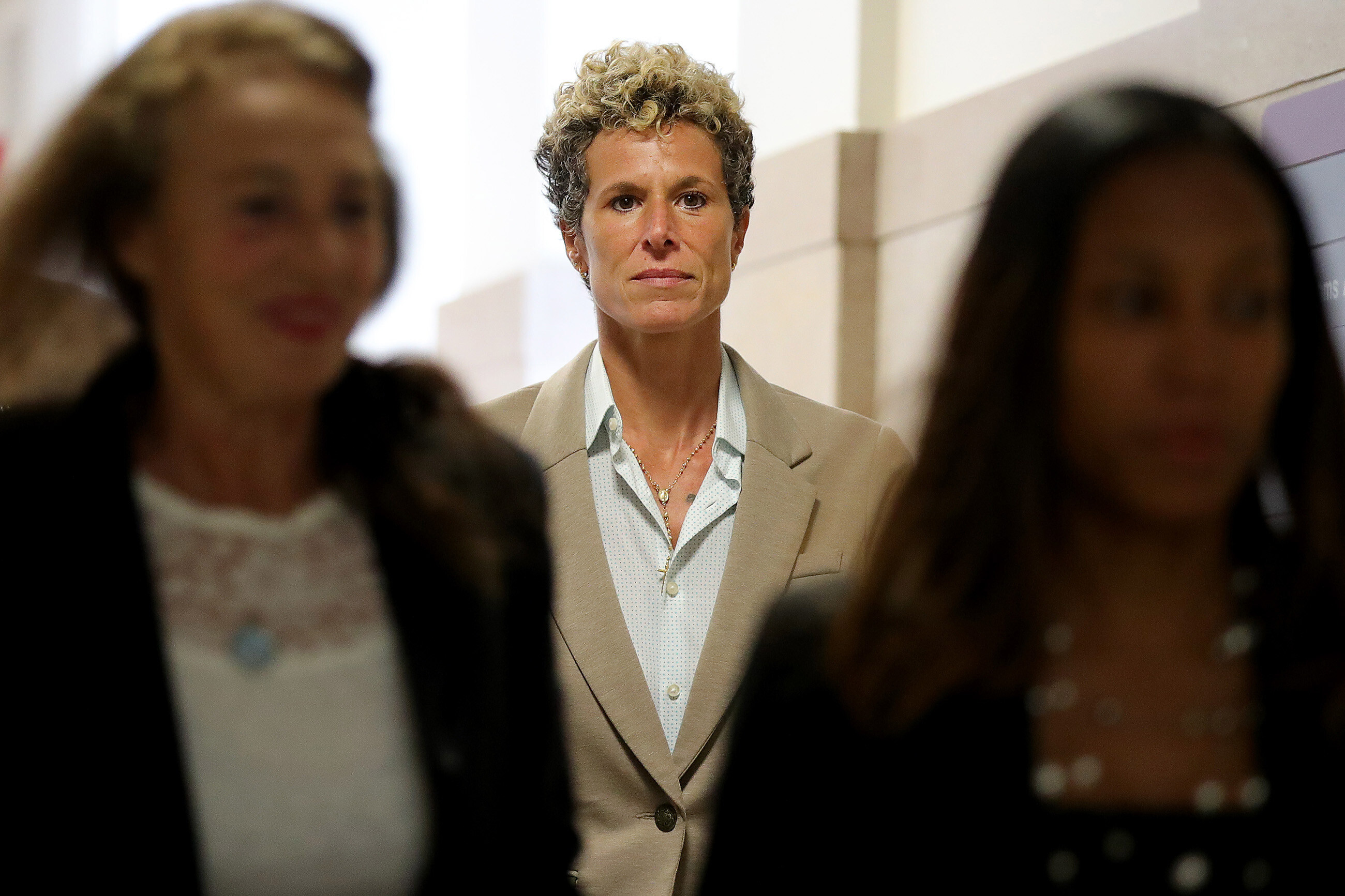 Cosby accuser after his release: 'It was worth it'