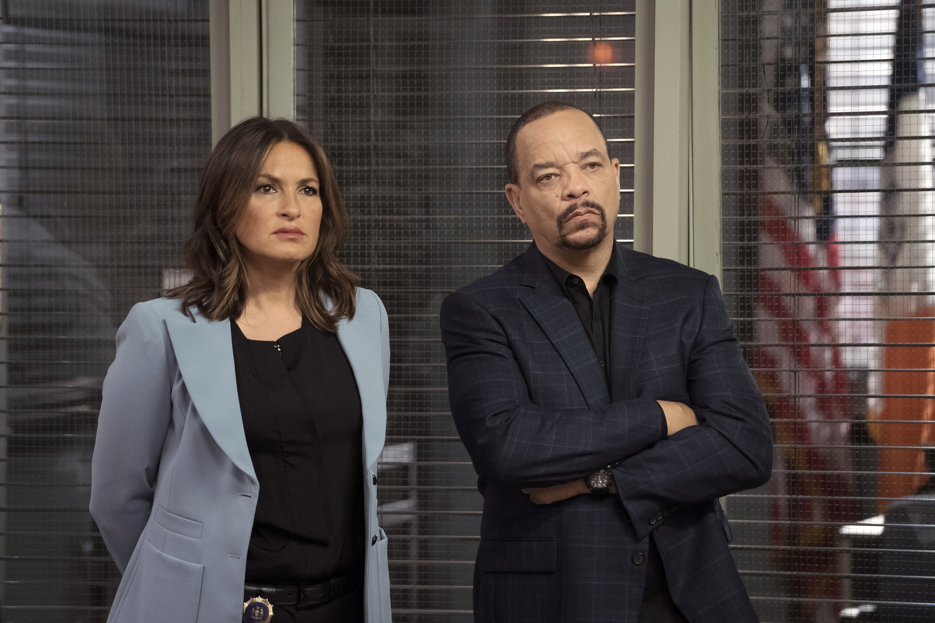 What 'Law & Order'-type crime shows can (and can't) tell us about views of policing