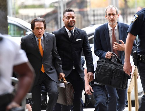 Image for Cuba Gooding Jr. hit with new charge in groping case