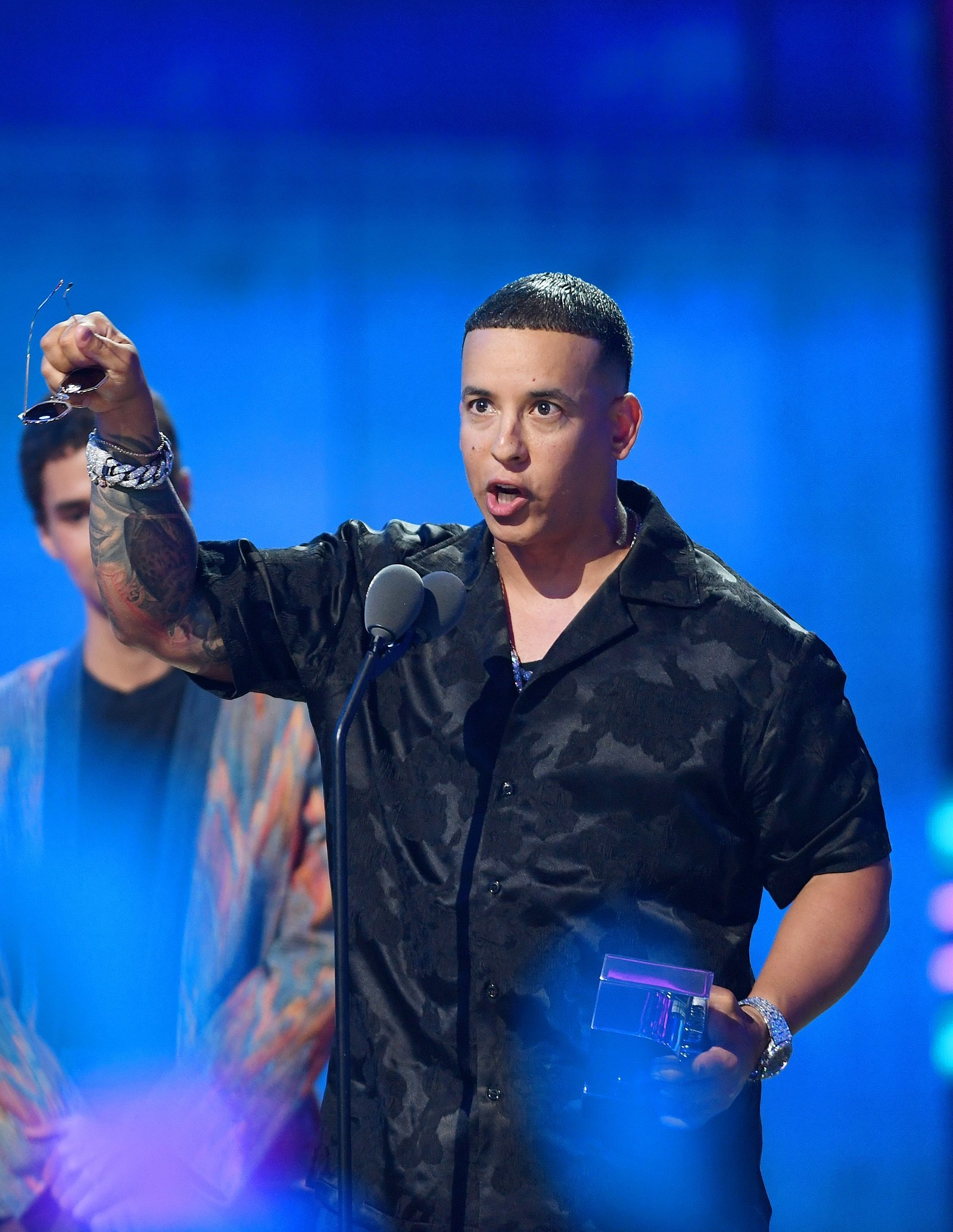 Daddy Yankee joins chorus of Puerto Rican celebrities calling for governor's resignation