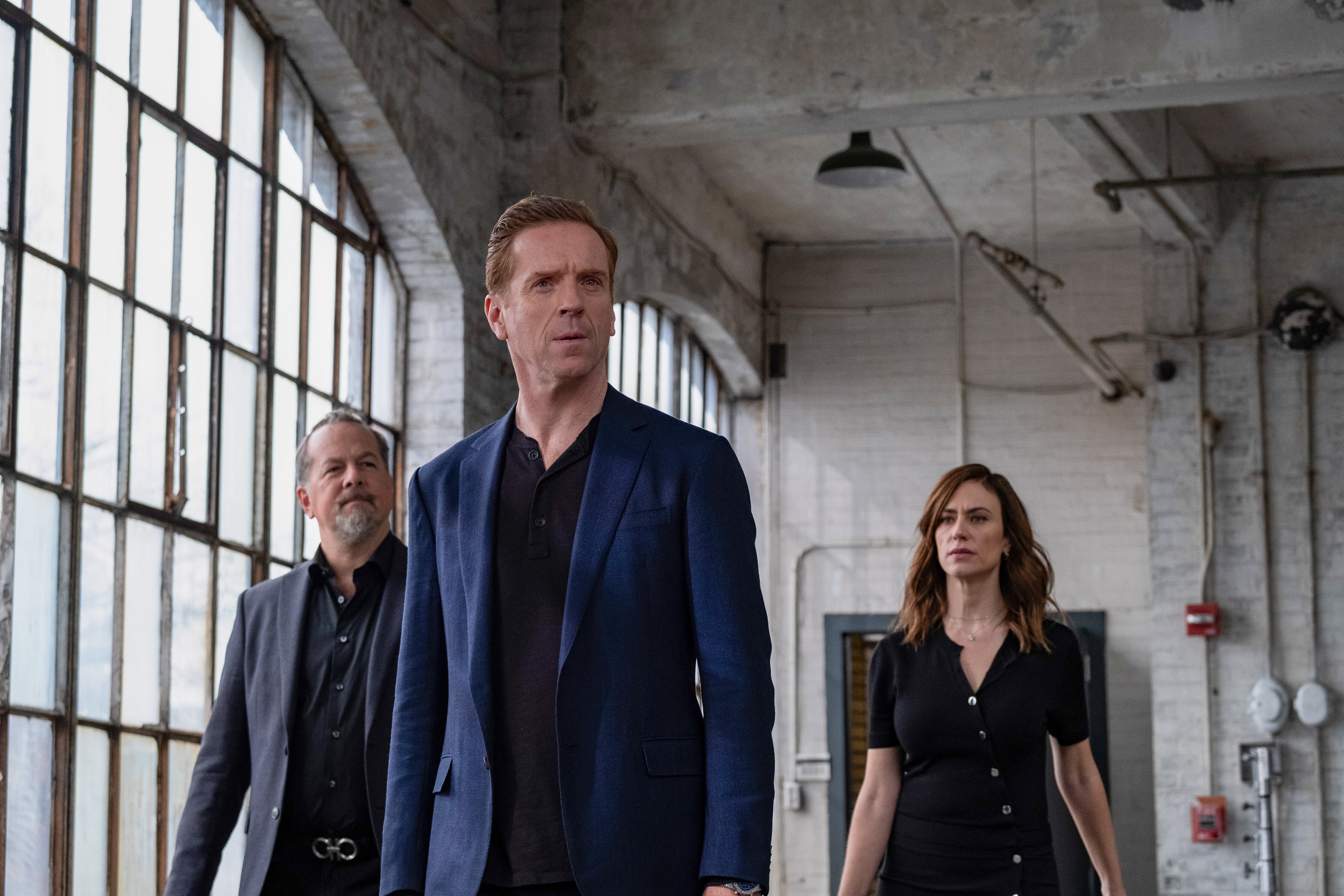 'Billions' closes one major account as it pivots toward another