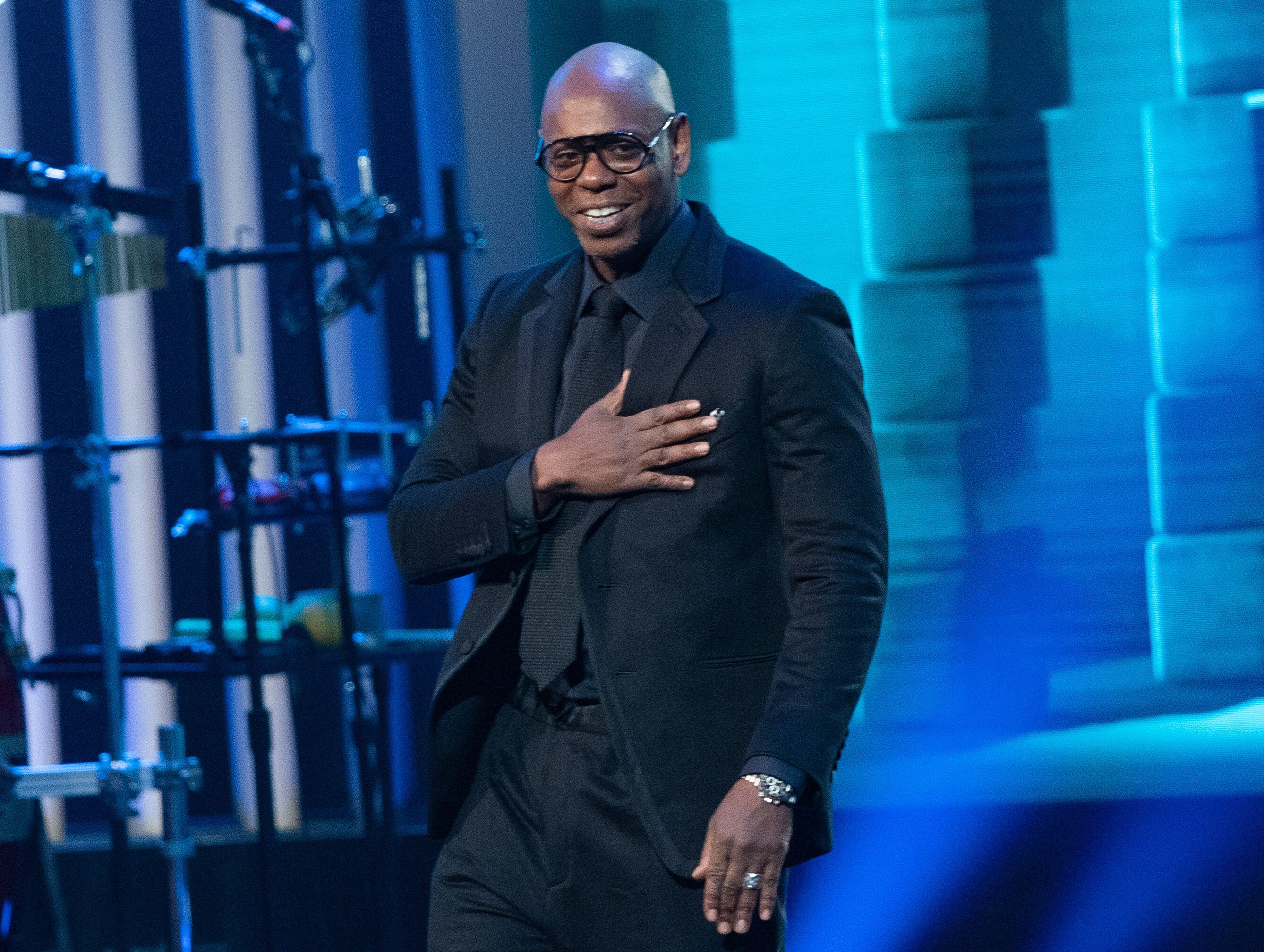 Dave Chappelle debuts trailer for new comedy special