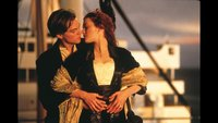 Watch Leonardo DiCaprio's response when he's asked whether Jack could have fit on that 'Titanic' door