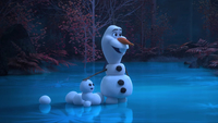 'At Home With Olaf' arrives just in time to warm our lonely hearts