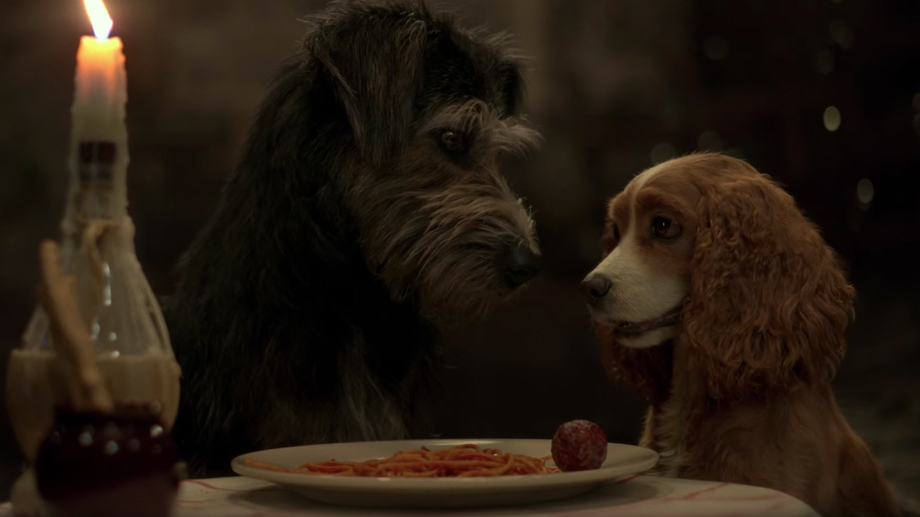 Disney debuts official trailer for 'Lady and the Tramp' live-action remake