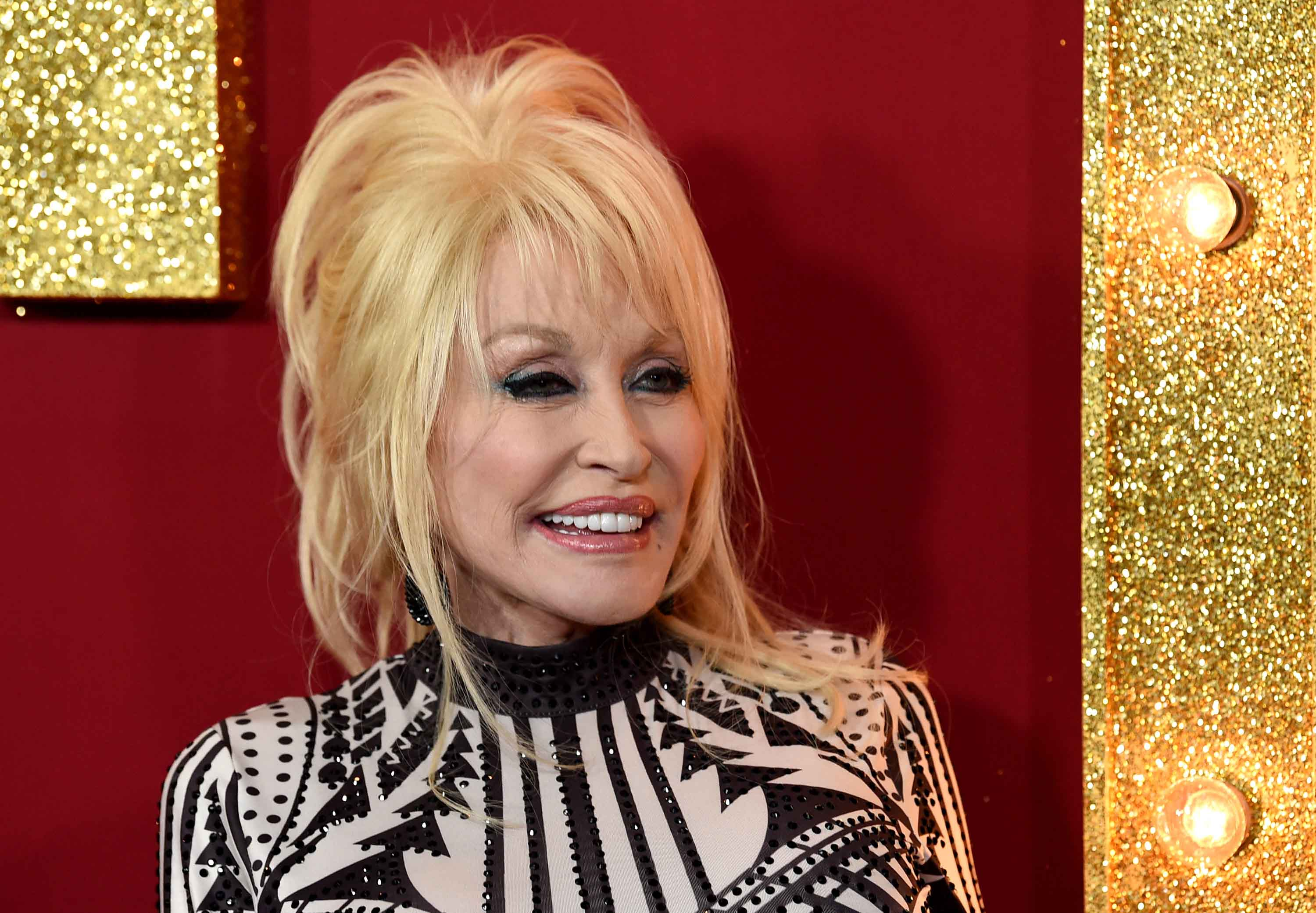 Dolly Parton turns 75