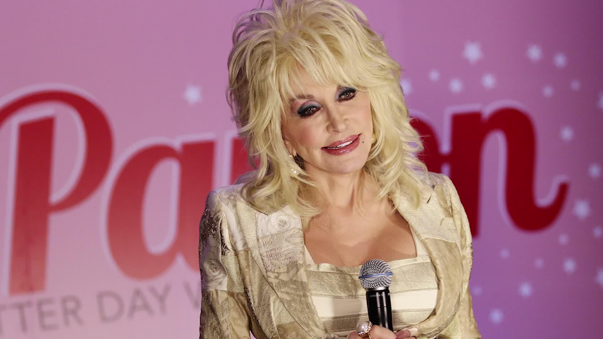 Dolly Parton donates $1 million toward coronavirus research