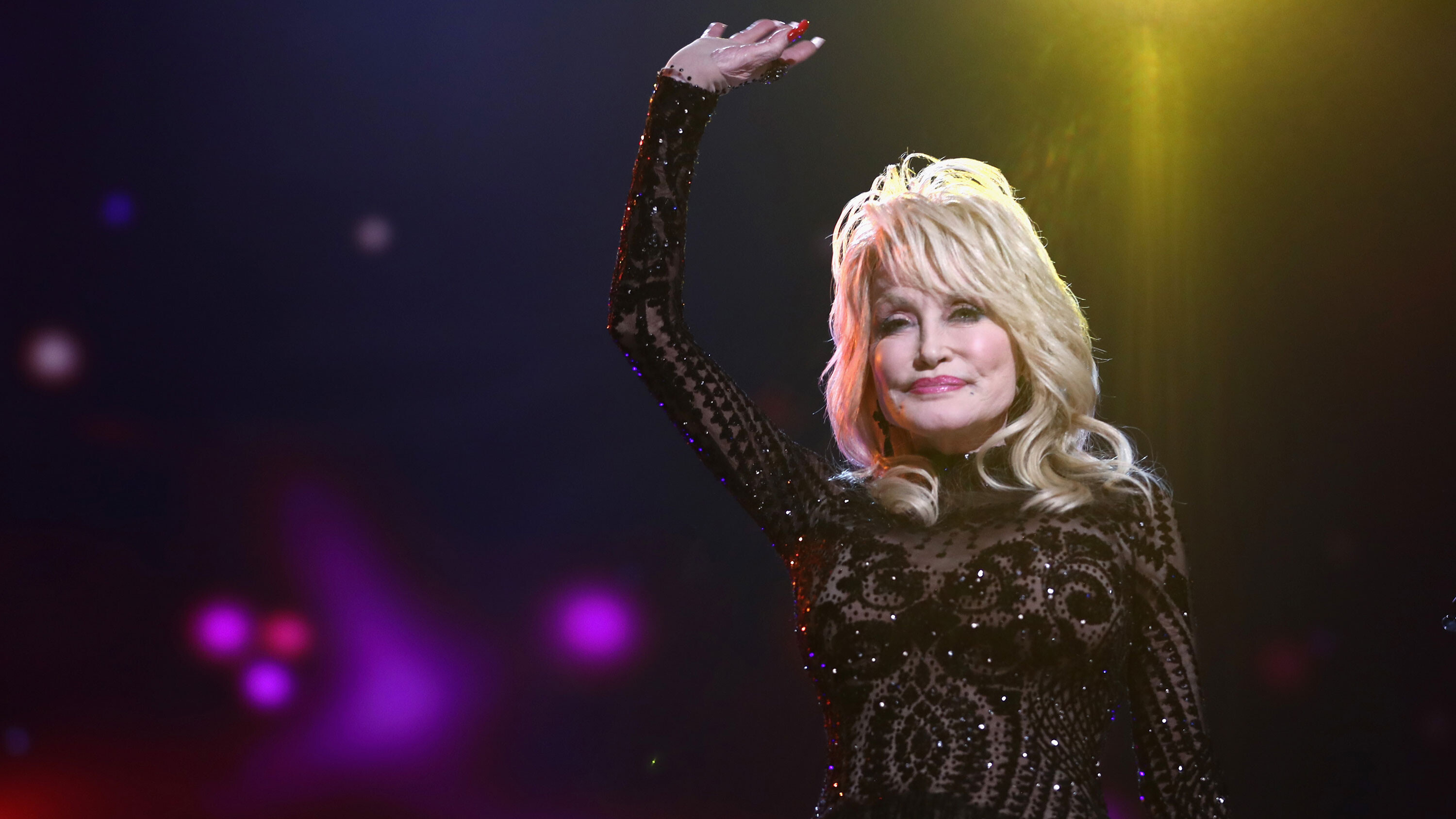 Dolly Parton reacts to Lil Nas X's cover of 'Jolene'