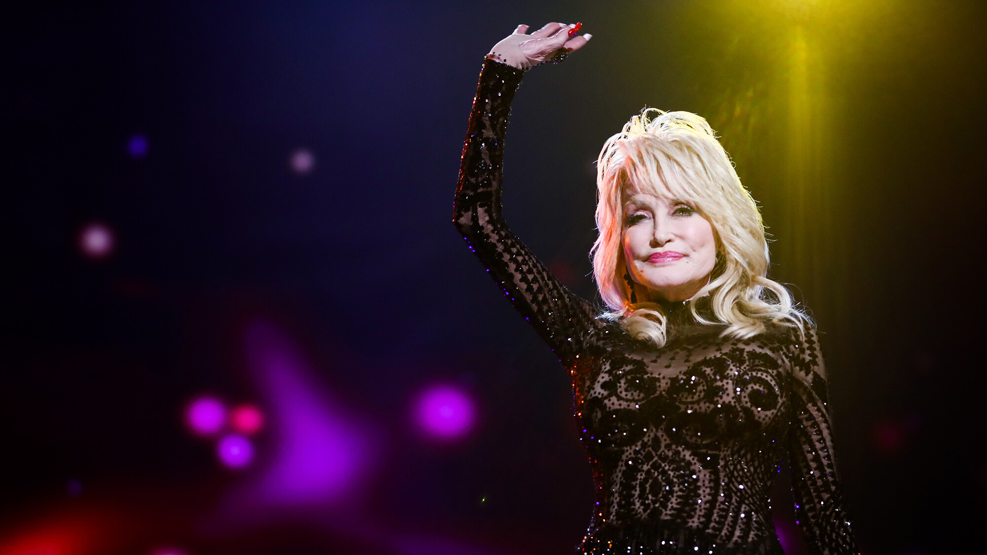 Dolly Parton just recreated her 1978 Playboy cover