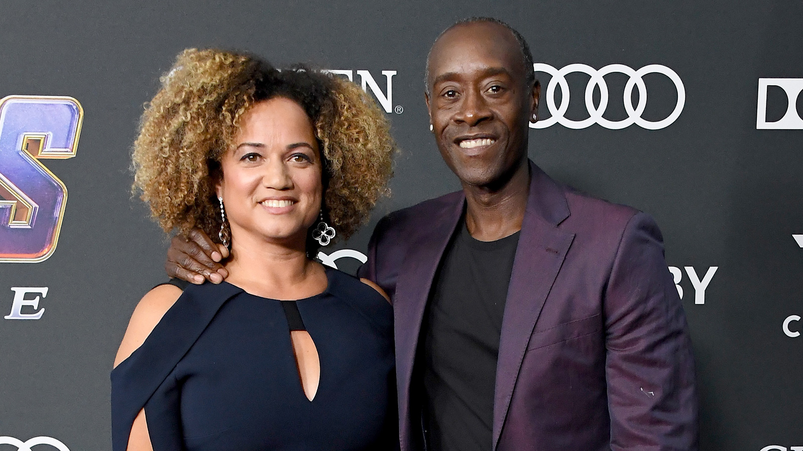 Don Cheadle and Bridgid Coulter got married during the pandemic