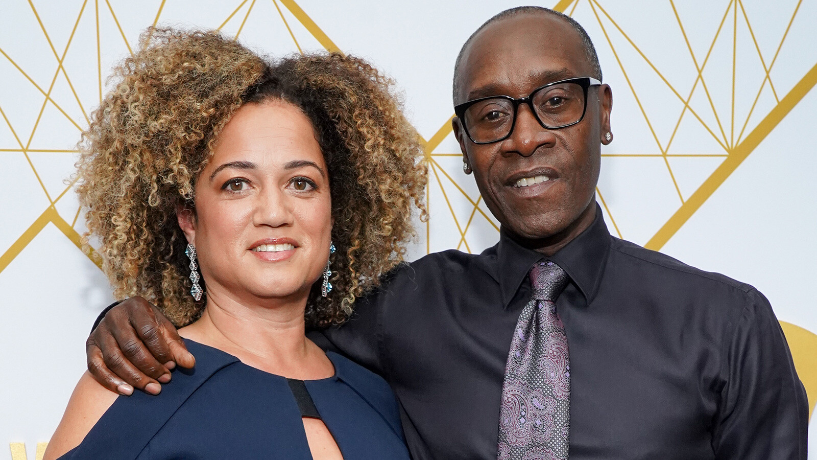Don Cheadle explains why he got married to Bridgid Coulter after 28 years of dating