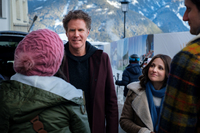 In 'Downhill,' Will Ferrell and Julia Louis-Dreyfus hit the slopes and the skids