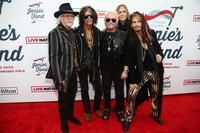 Drummer Joey Kramer loses battle to play with Aerosmith at Grammys