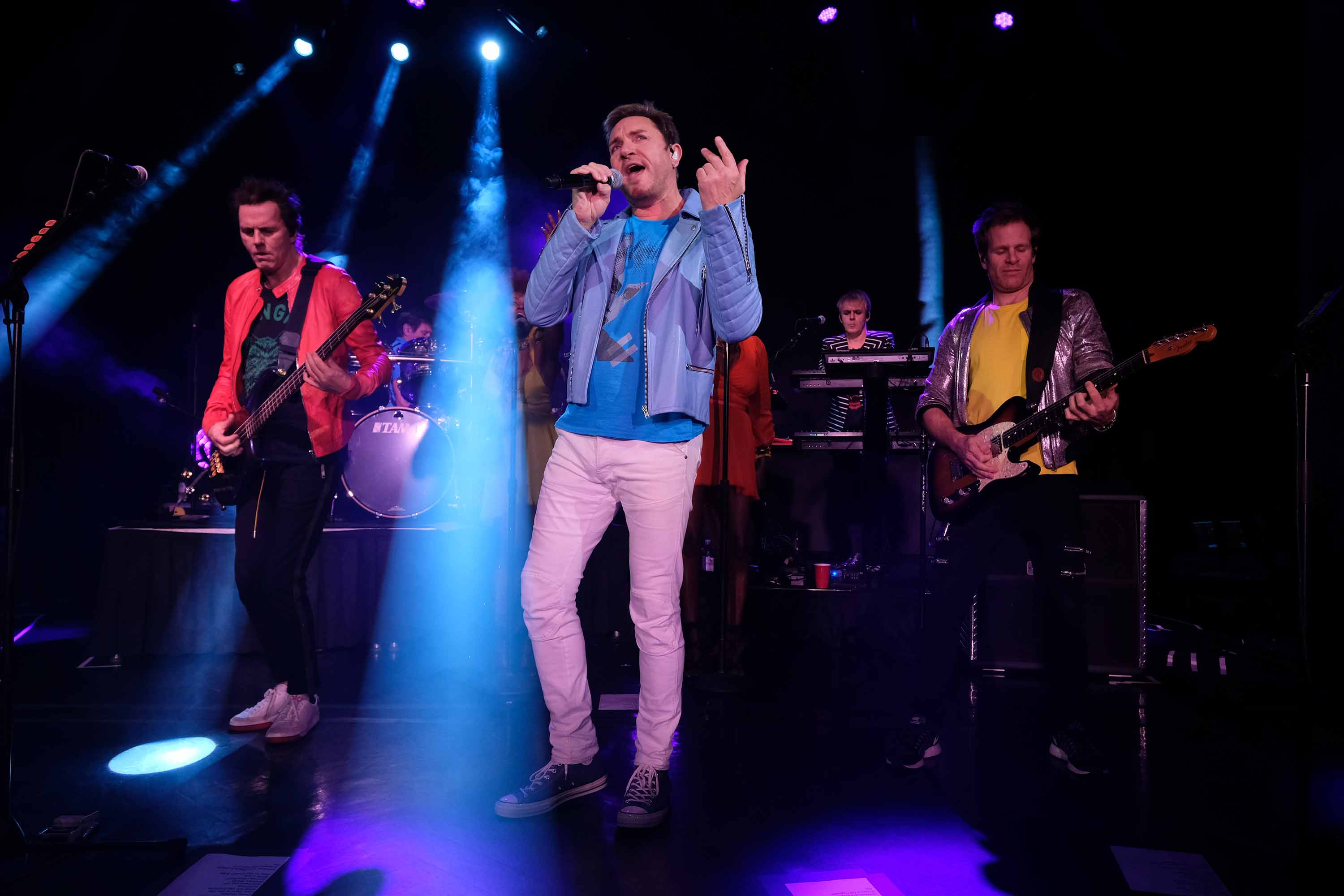 Duran Duran releases cover of David Bowie's 'Five Years'