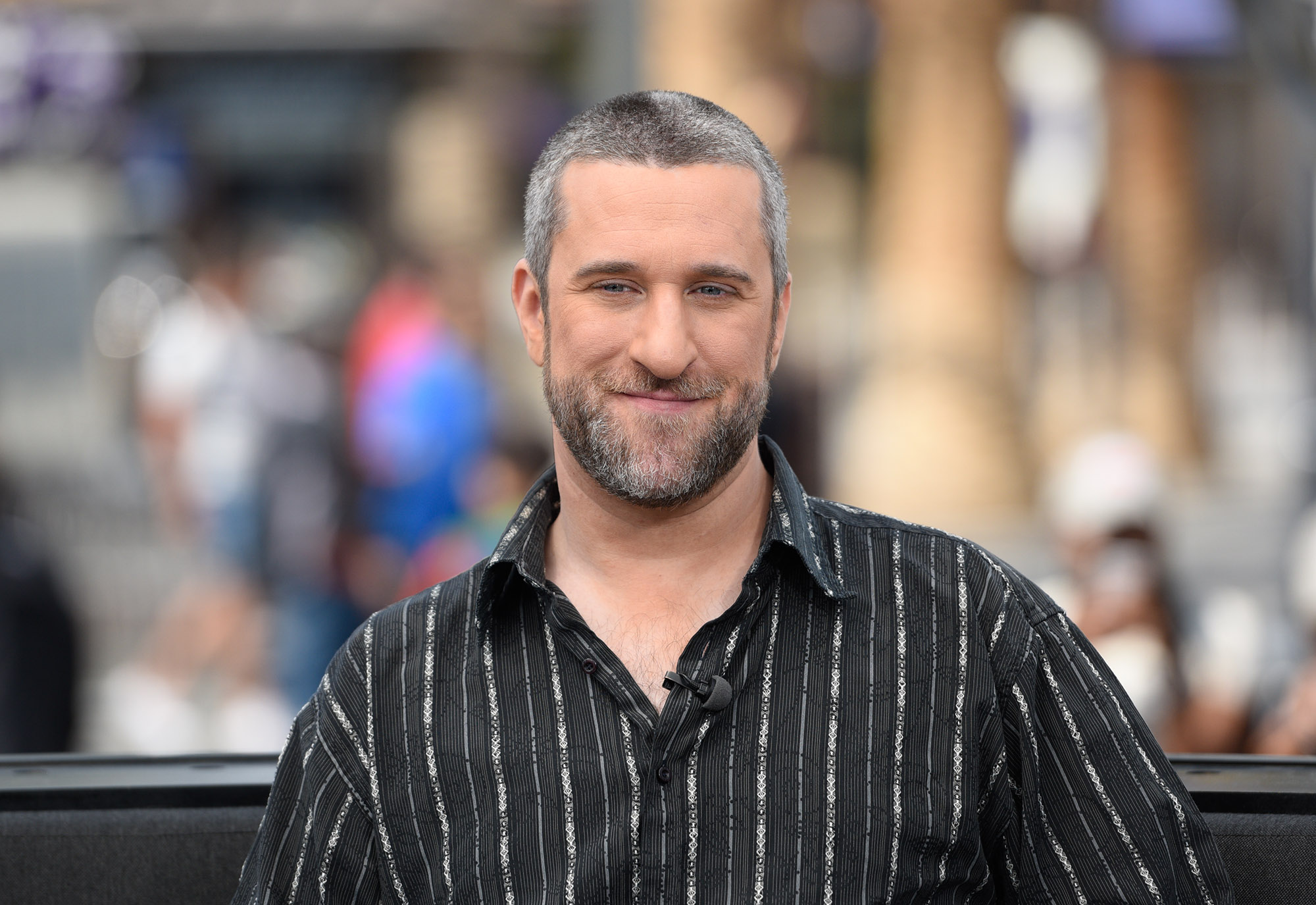 Dustin Diamond, 'Saved by the Bell' star, hospitalized with cancer