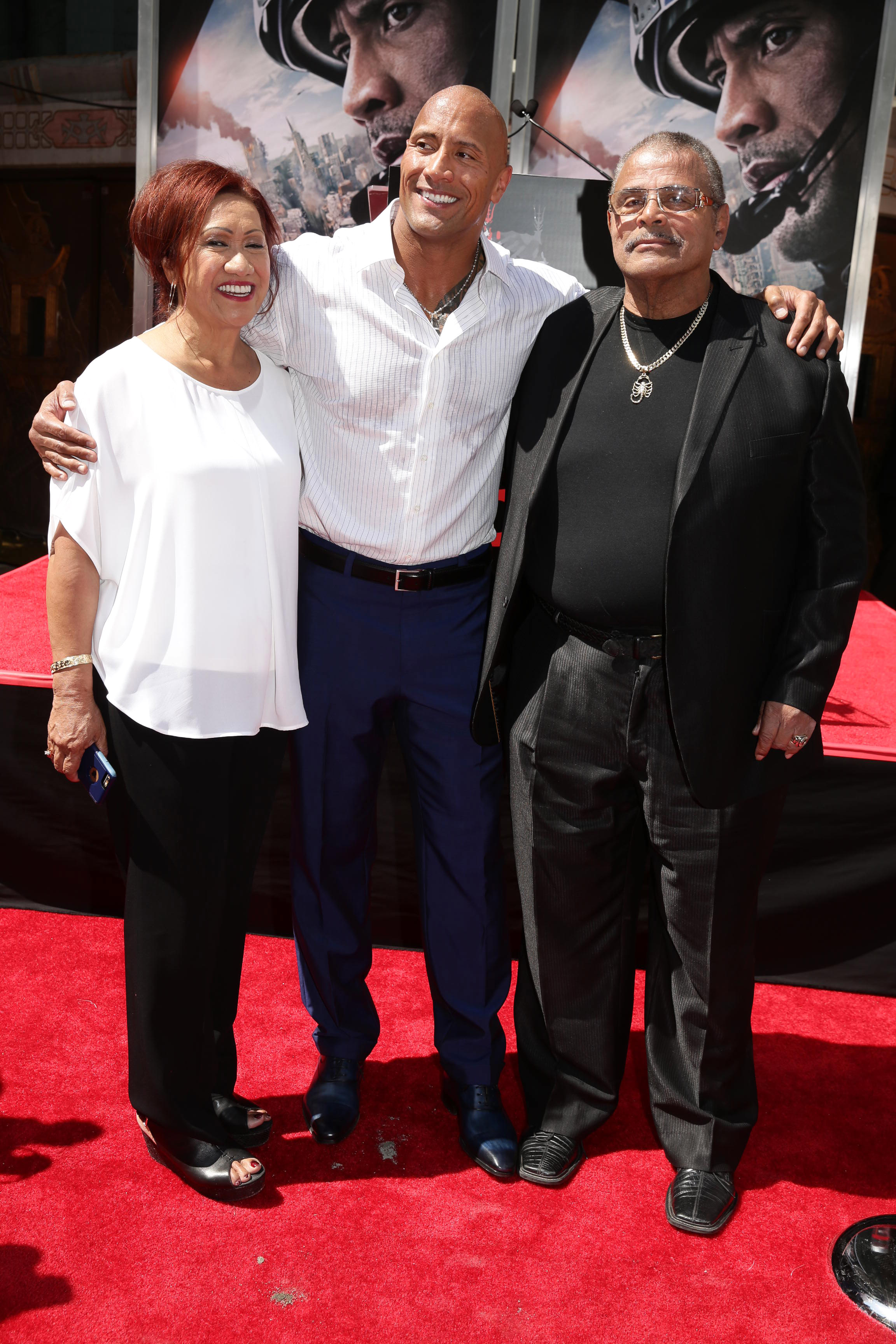 Dwayne Johnson opens up about his dad's 'quick' death and thanks supporters