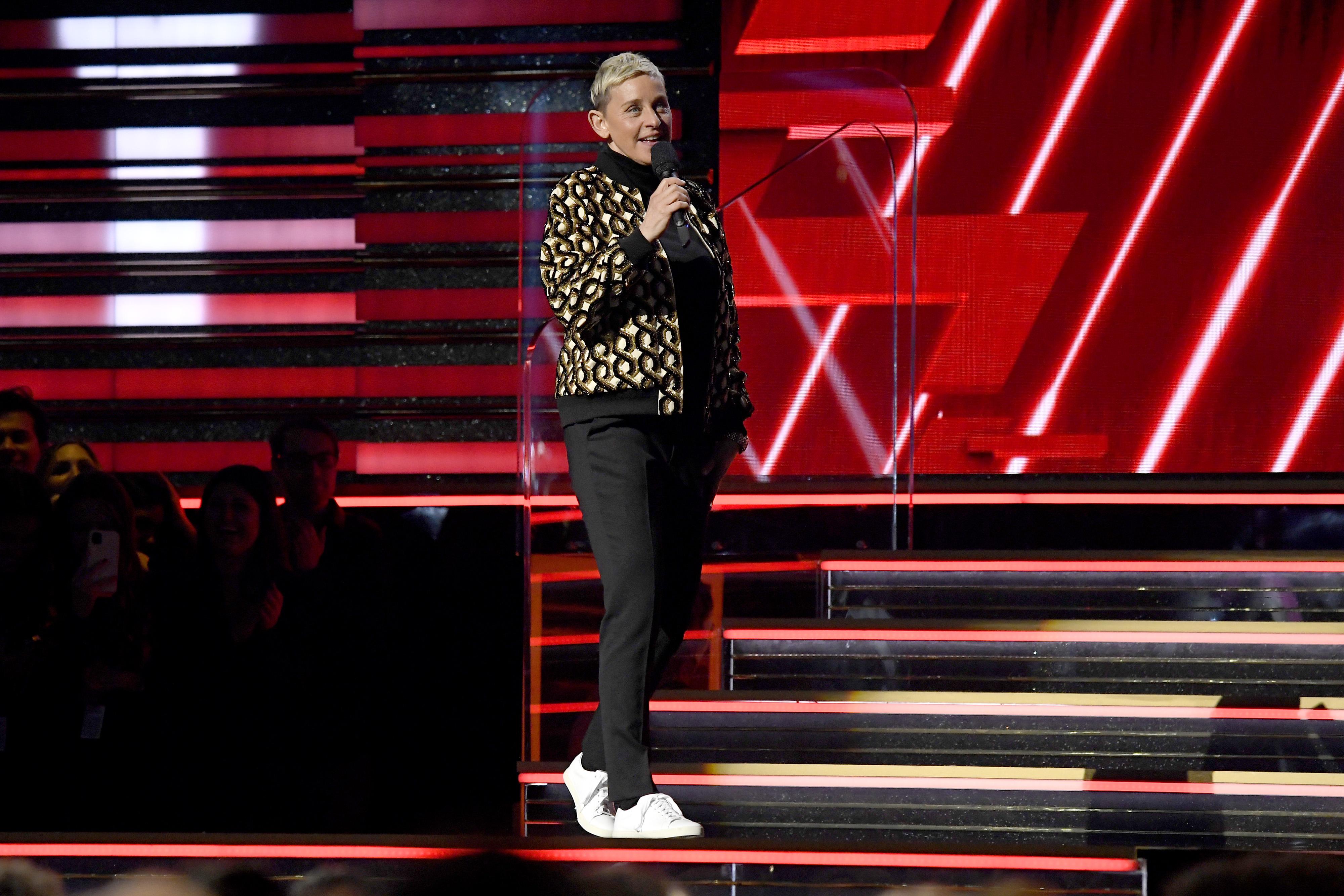 Ellen DeGeneres plans to end her talk show in 2022