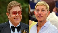 Elton John defends Ellen DeGeneres' friendship with George W. Bush