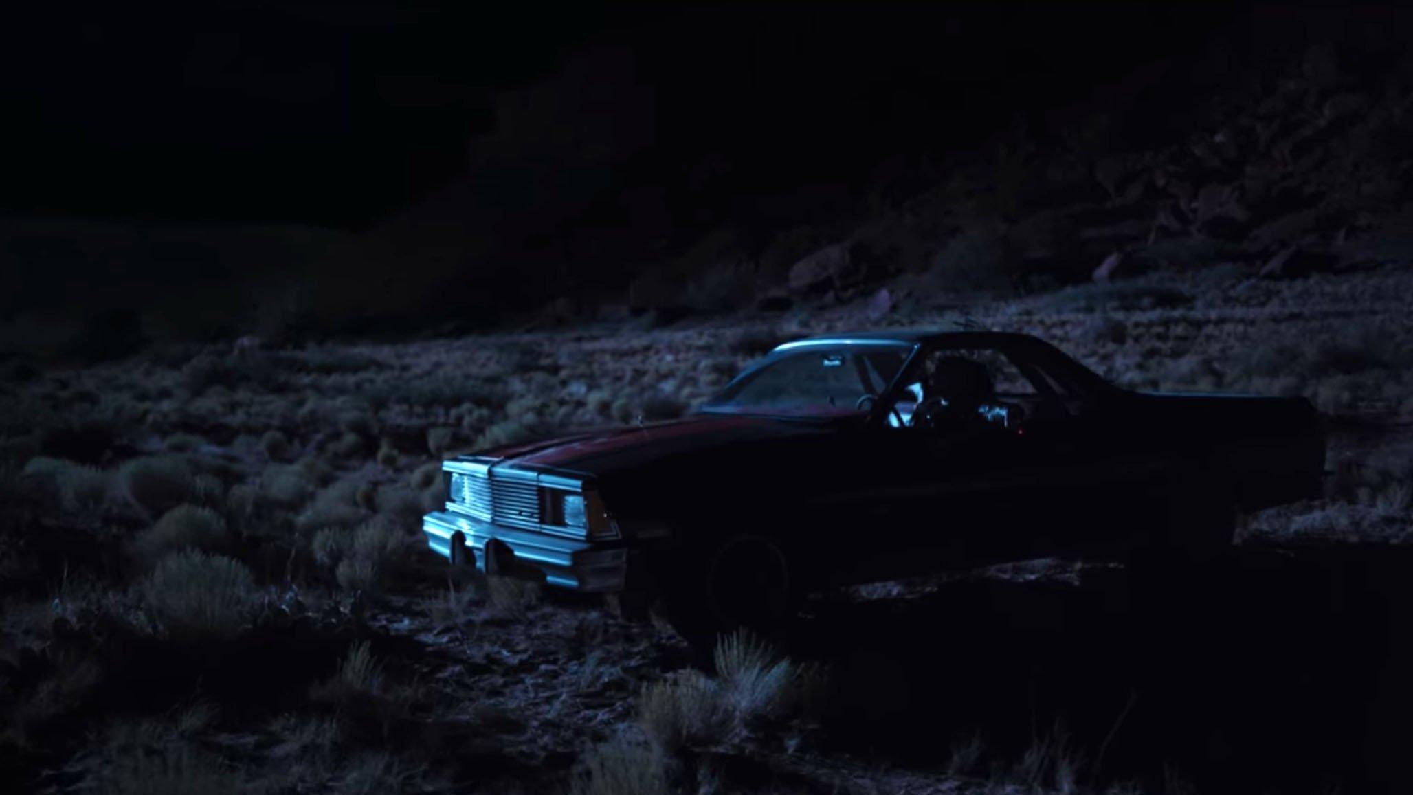 'El Camino: A Breaking Bad Movie' looks intense