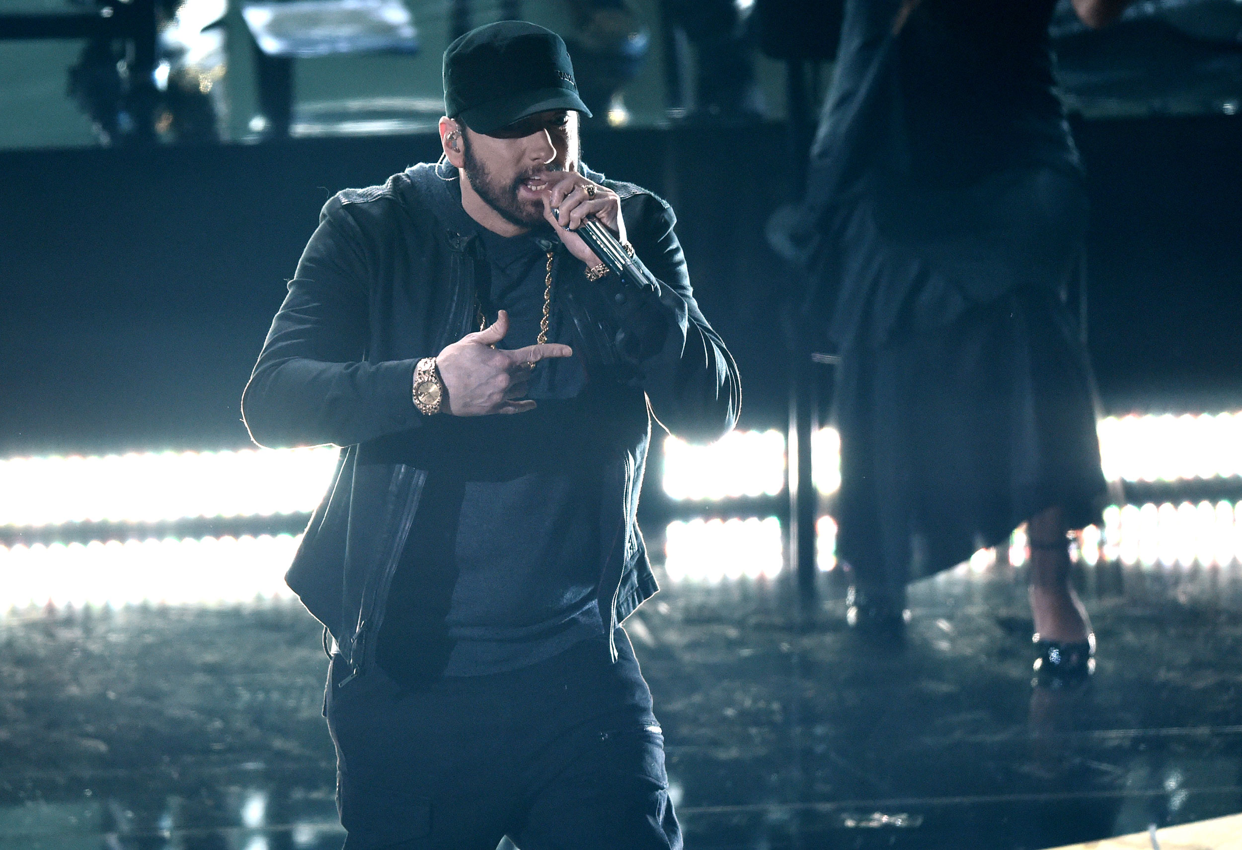 Eminem's 'Rap God' passes one billion views on YouTube