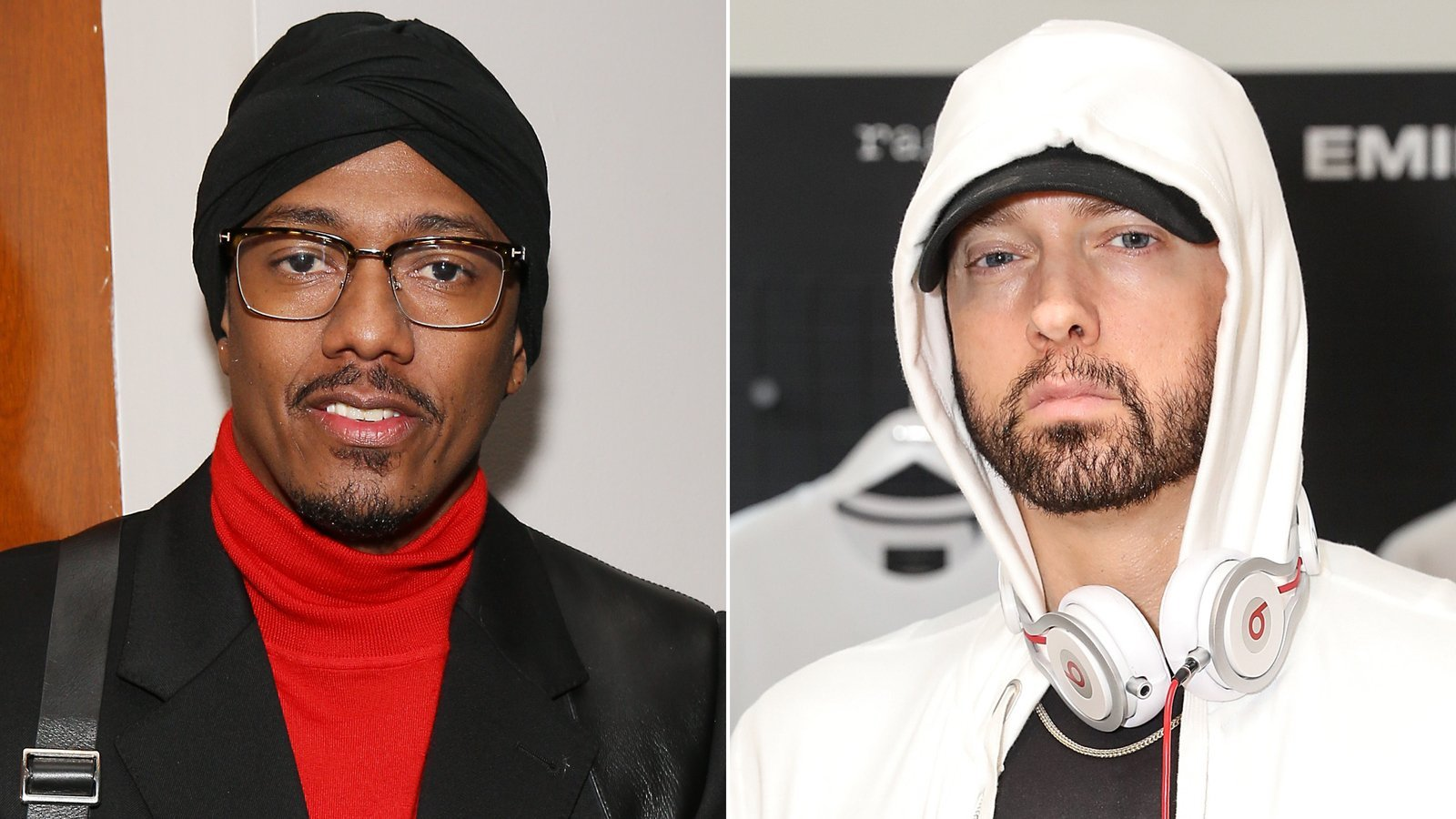 Eminem and Nick Cannon feuding again after diss track