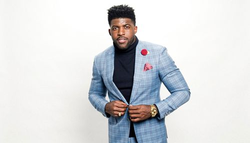 Image for Emmanuel Acho will host 'The Bachelor: After the Final Rose Special,' replacing Chris Harrison